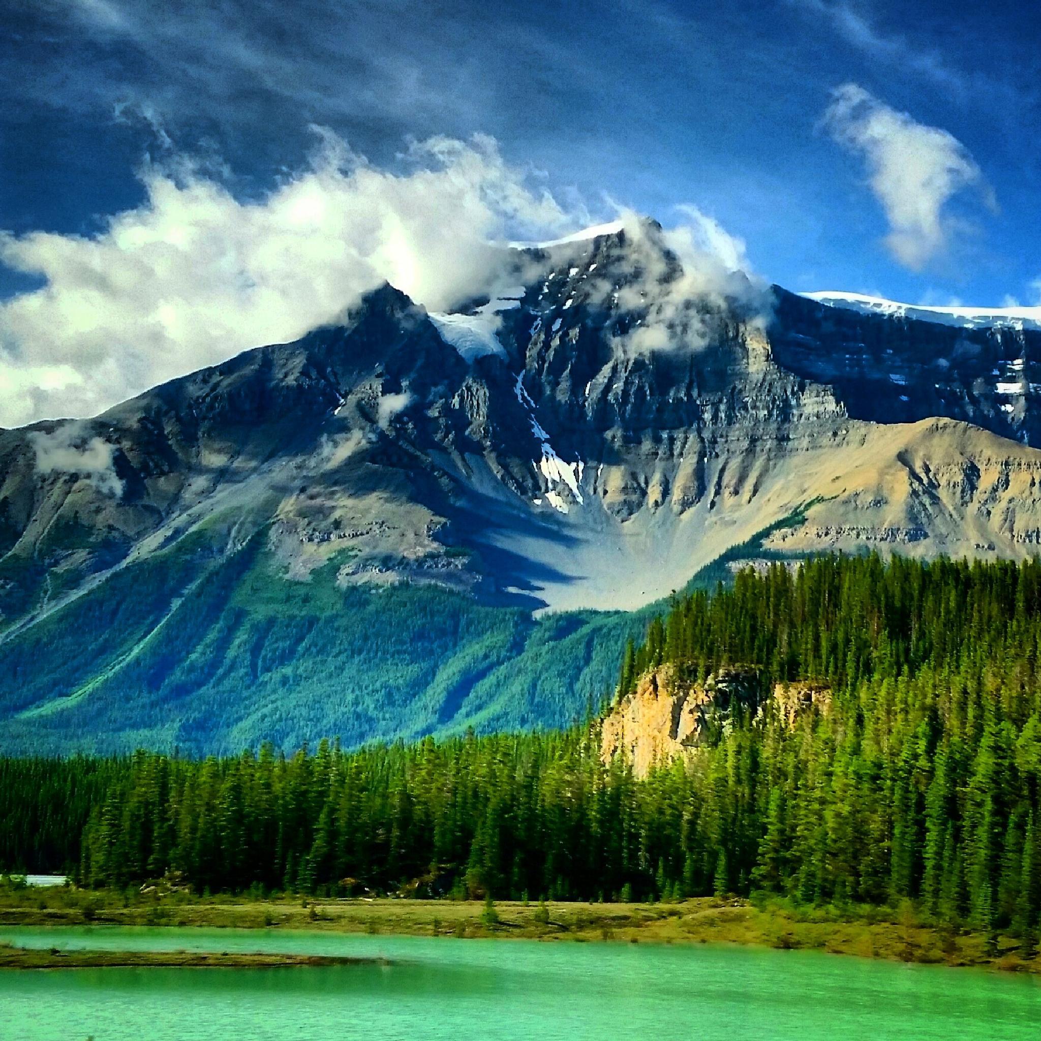 Alberta Canada by Garth Rogers