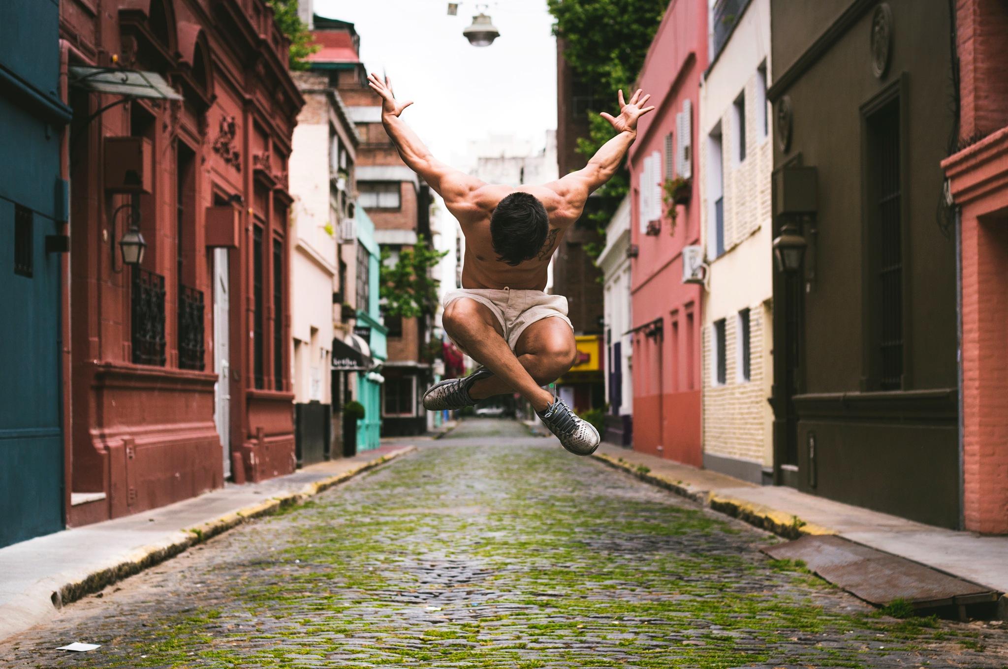 Dancer by Pablo Zamora