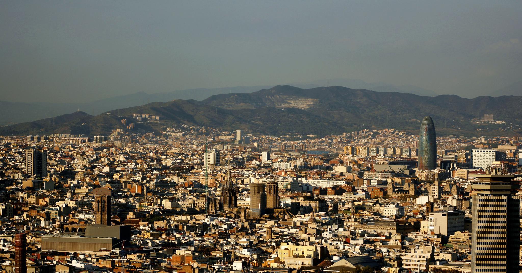 Barcelona by Pablo Zamora