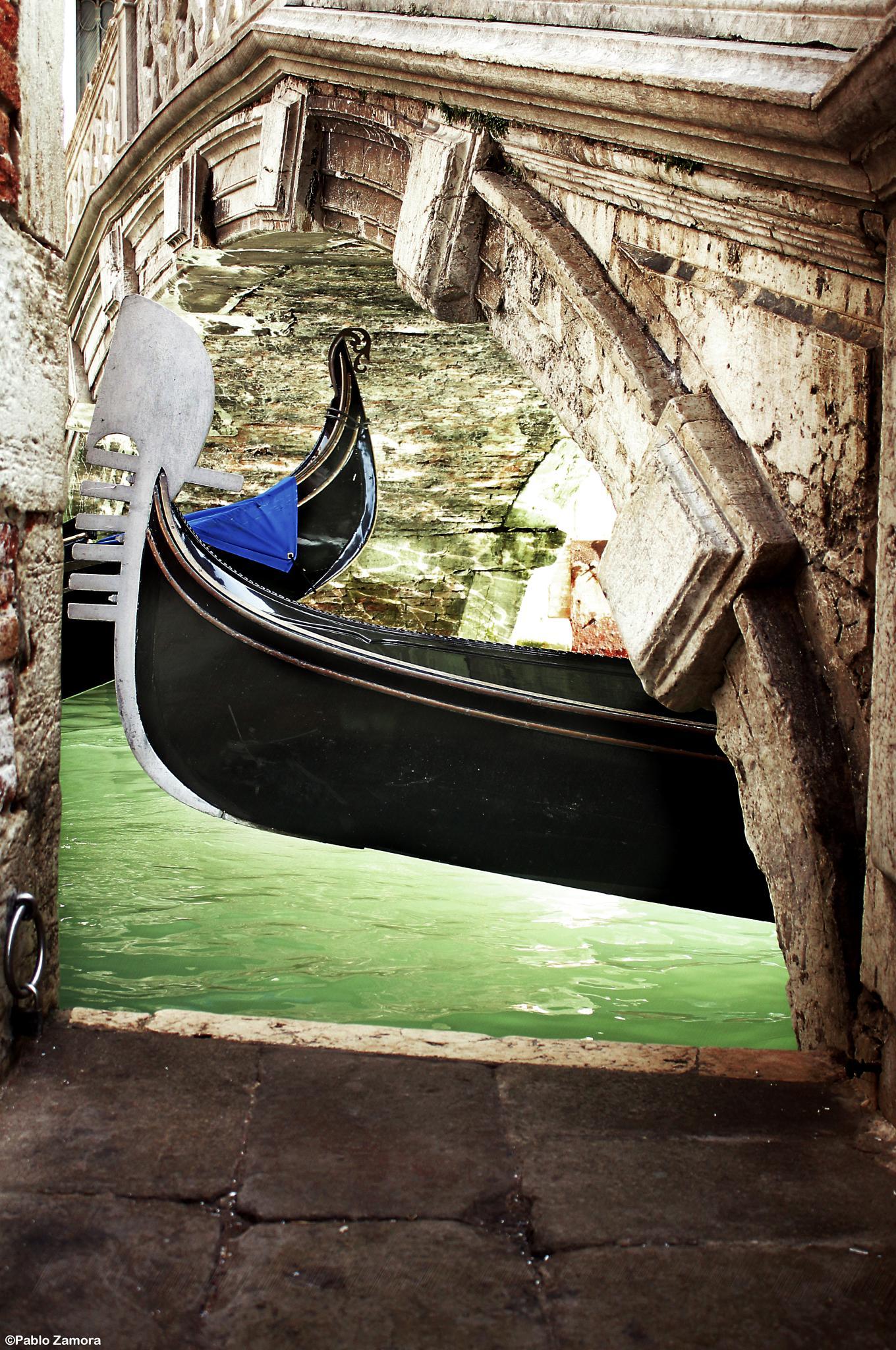 Venezia by Pablo Zamora