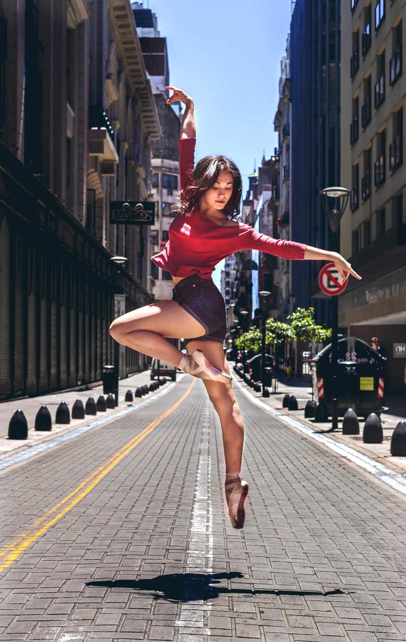 Ballerina by Pablo Zamora