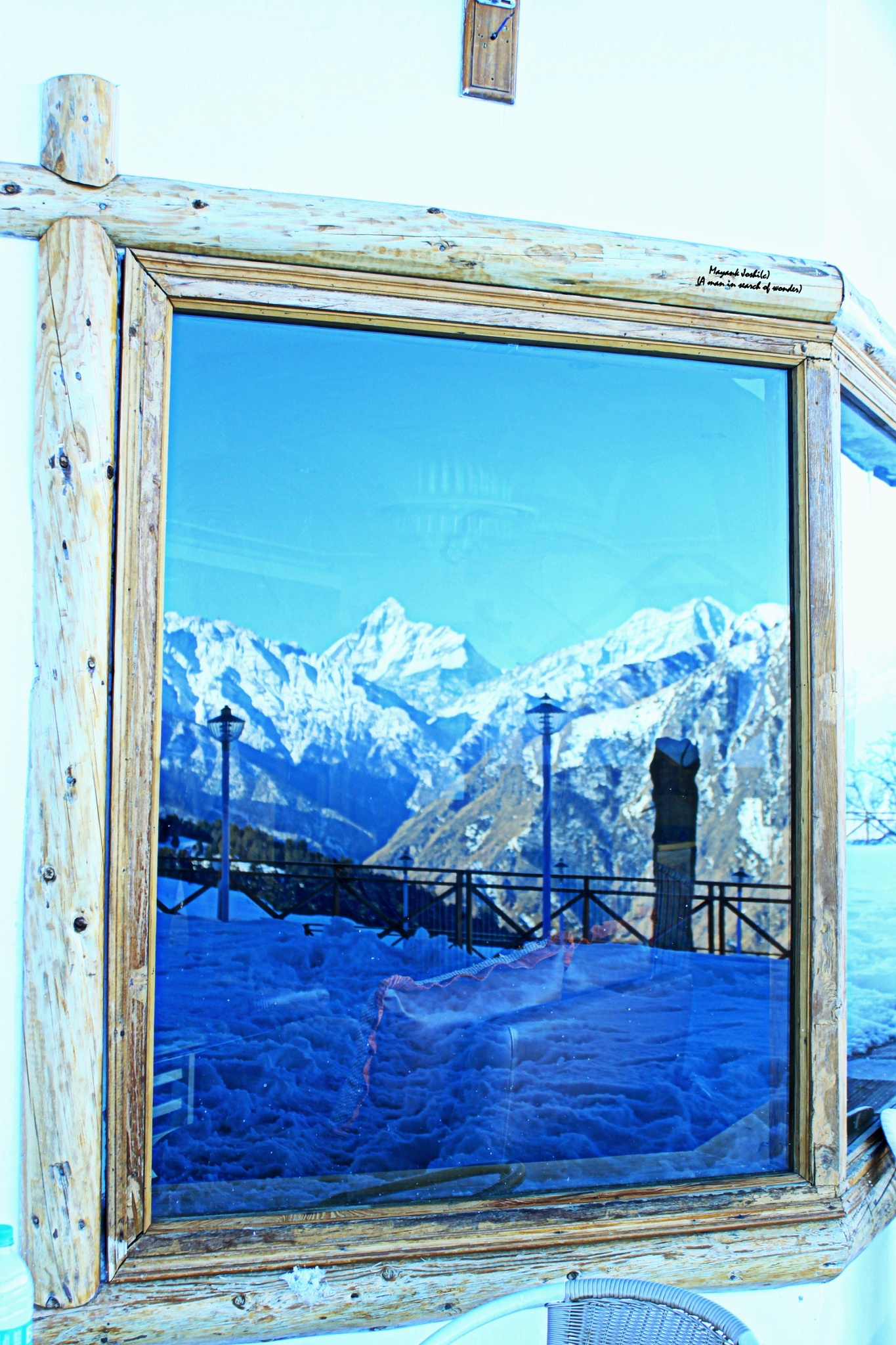 The Nanda Devi (Mighty Himalayas) by maayankjoshi