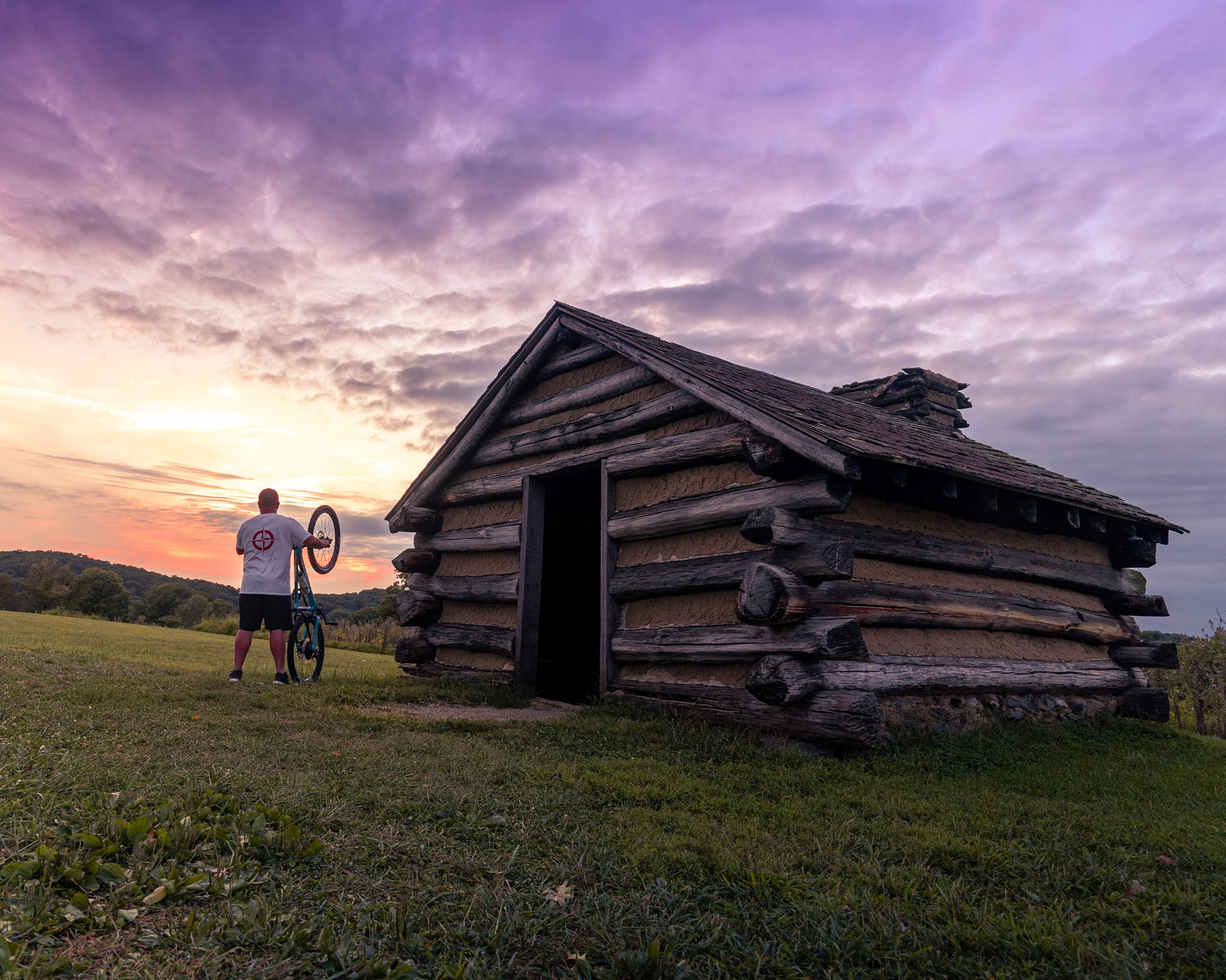 Valley Forge National Park  by Danstenson