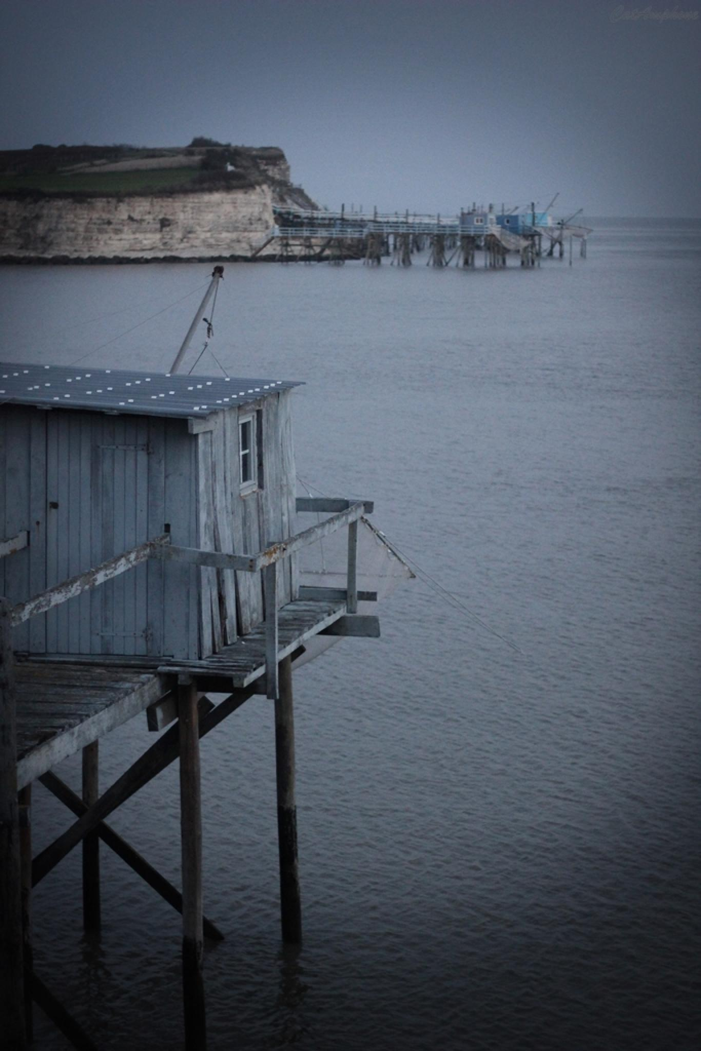 Talmont-sur-Gironde by CatAmphone Photography