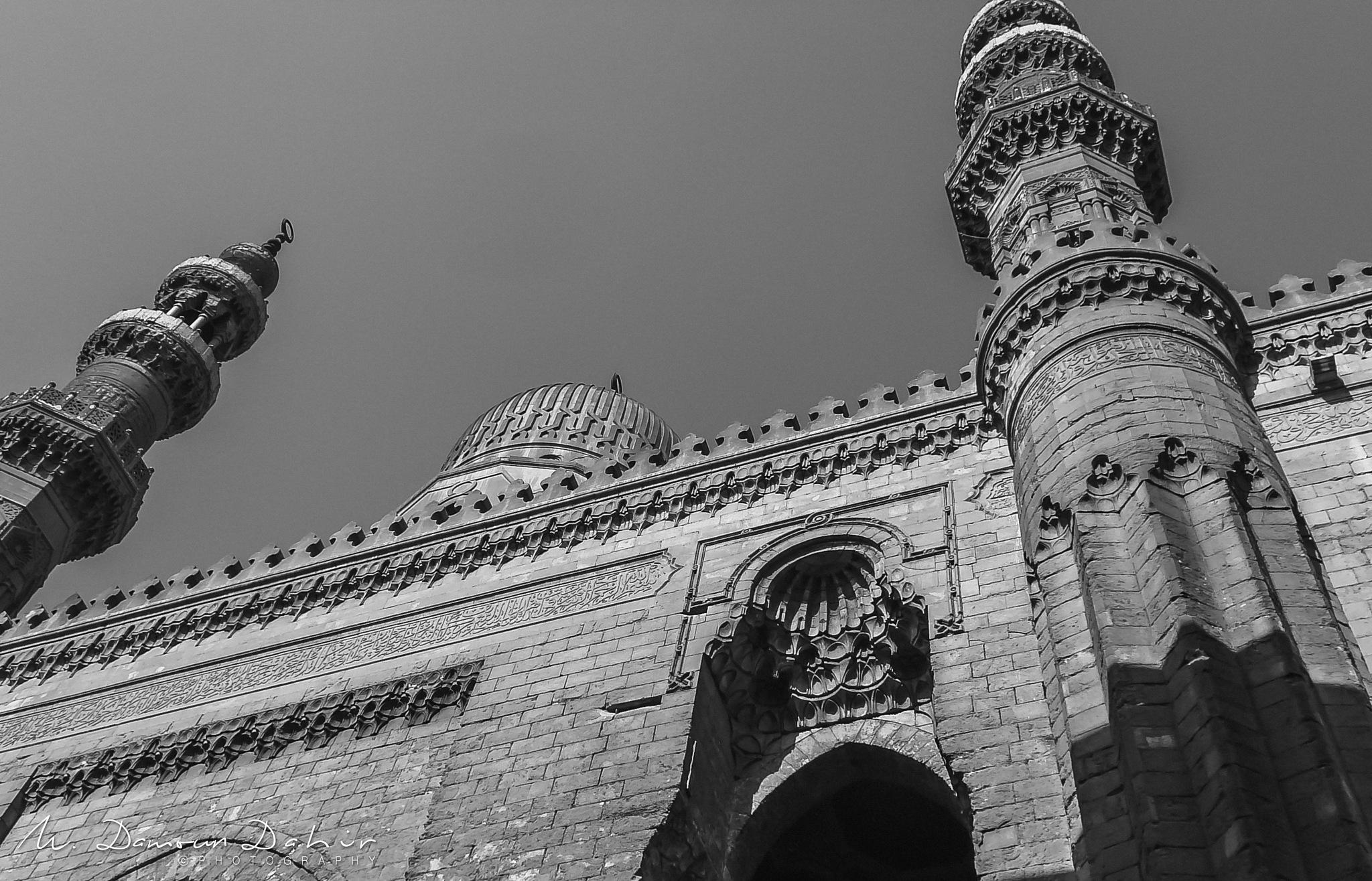 The Balance - Mosque-Madrassa of Sultan Hassan, Cairo, Egypt by Mohammad Damoun Dahir