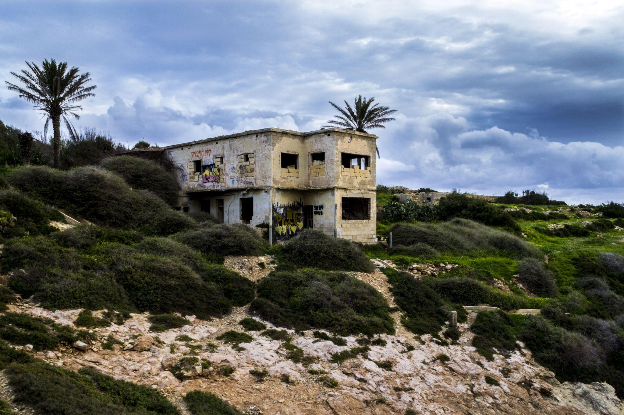 Abandoned by Gareth Schembri