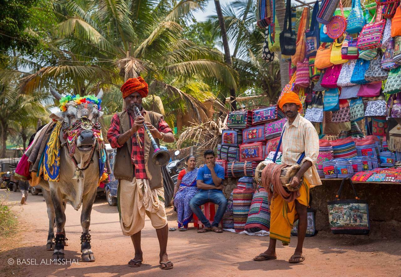 Goa, India by Basel Almisshal