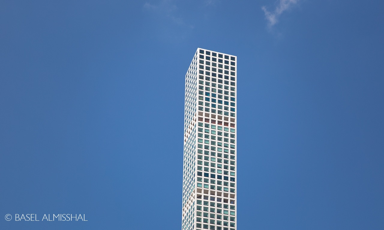 New York Architecture by Basel Almisshal