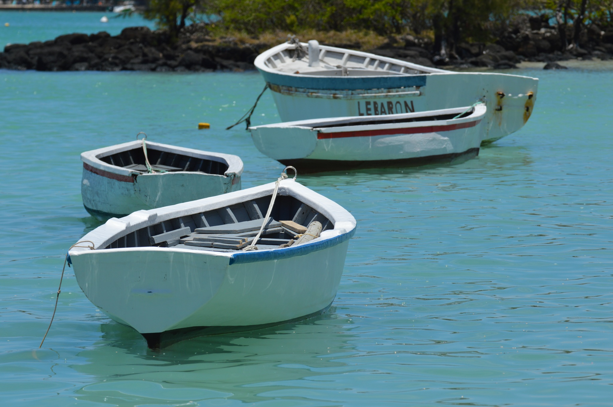 Boats by Philippe Maseres