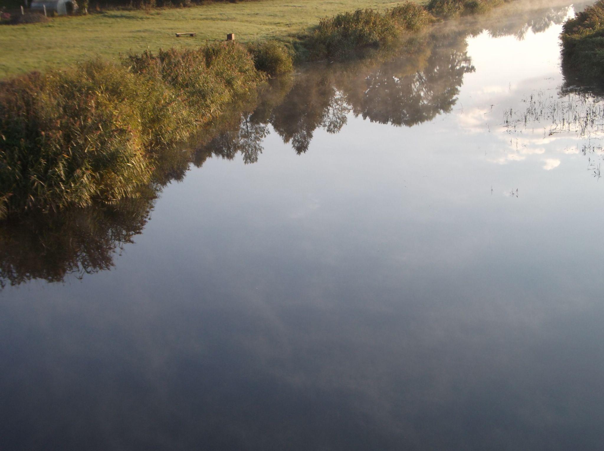 River. by Zita Užkuraitienė