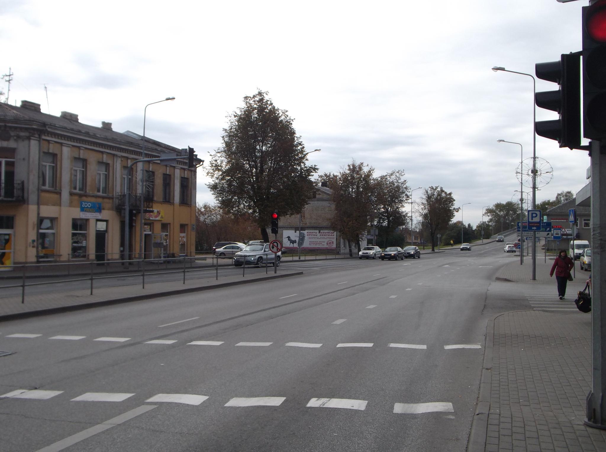 City of Siauliai by Zita Užkuraitienė