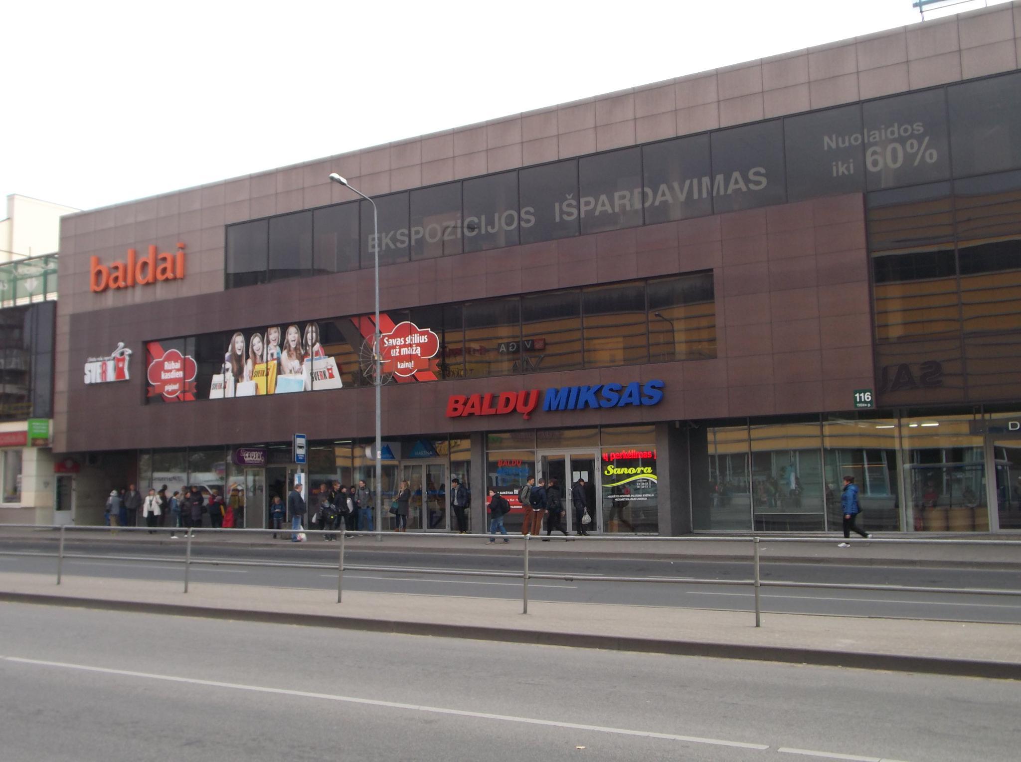 City of Siauliai. by Zita Užkuraitienė