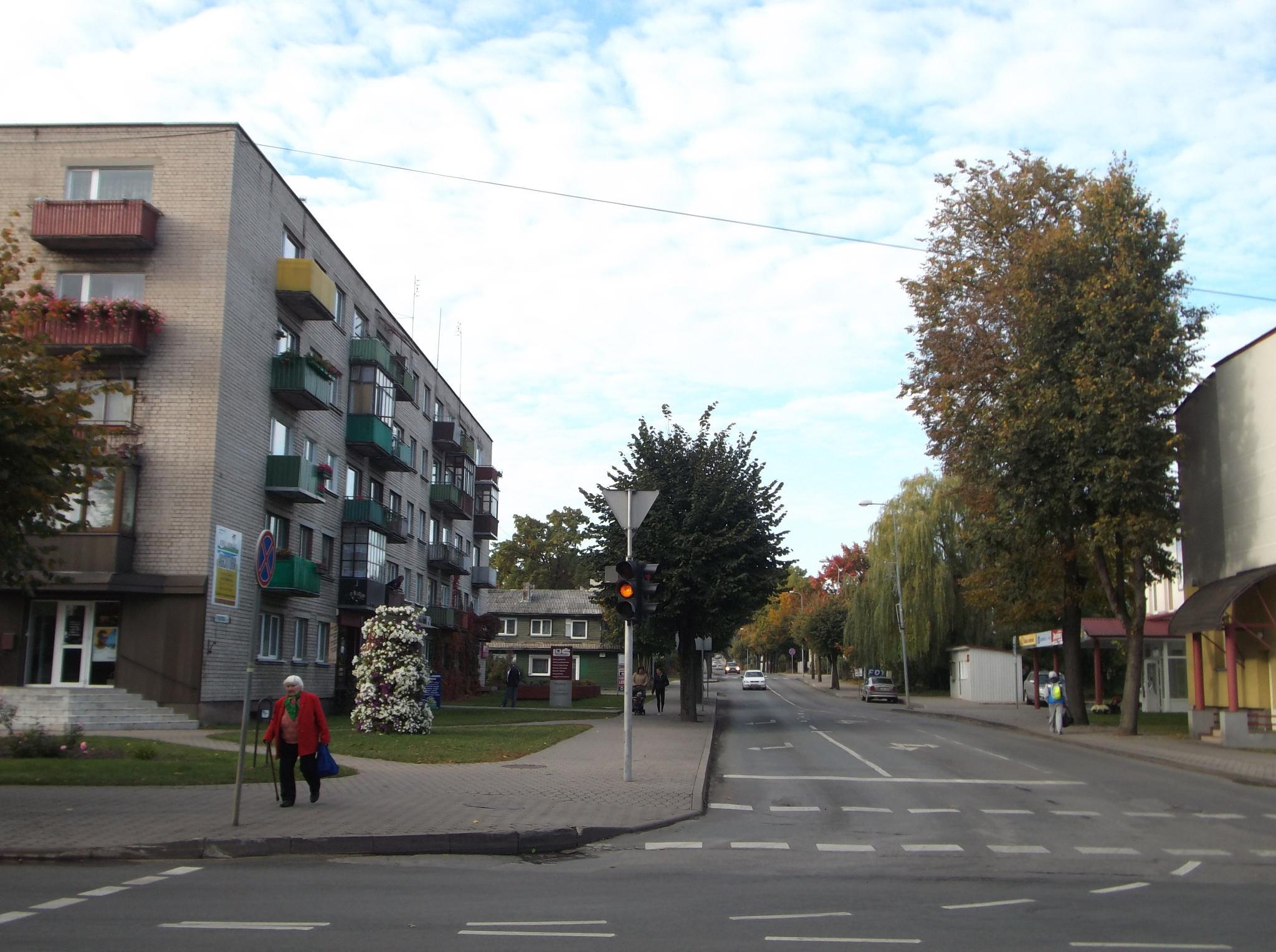 City JURBARKAS. by Zita Užkuraitienė