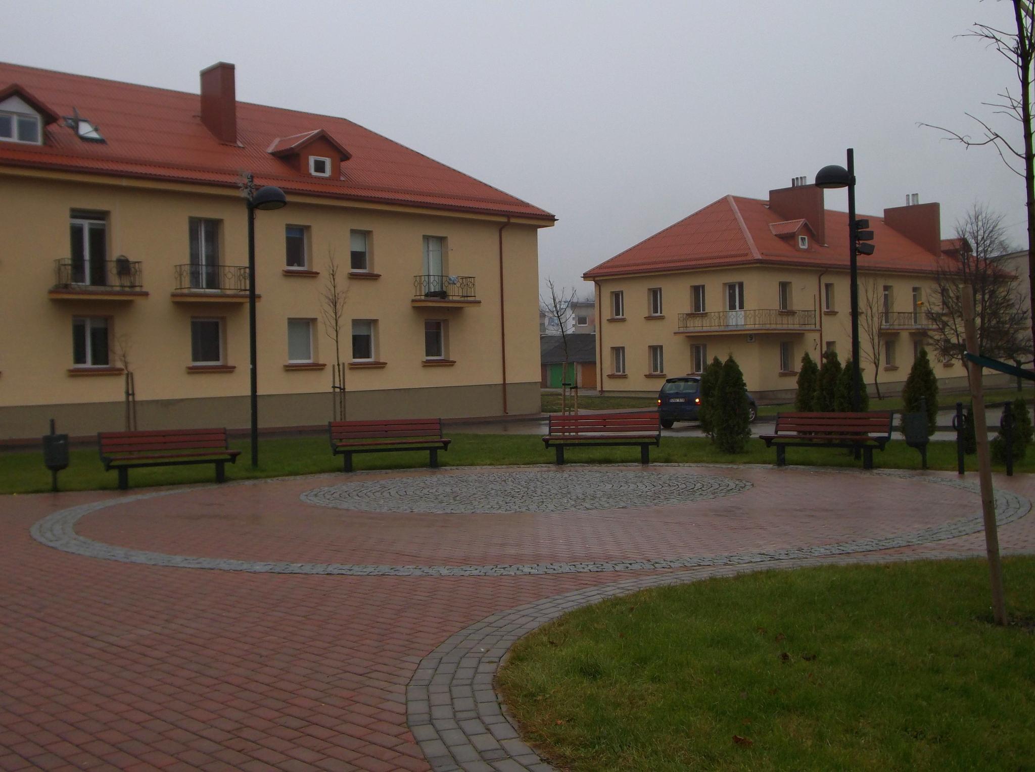 Buildings by Zita Užkuraitienė