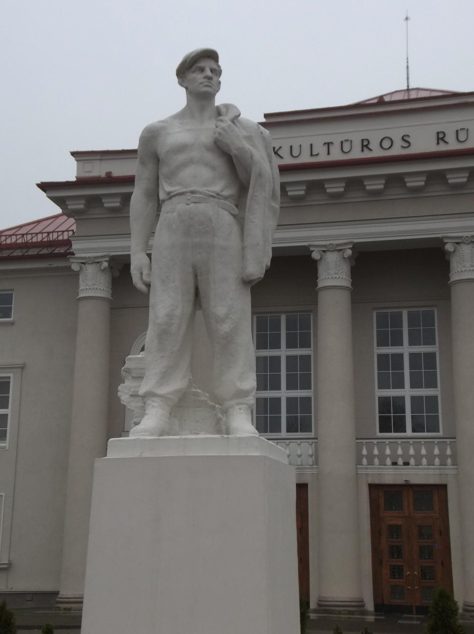 Sculpture by Zita Užkuraitienė