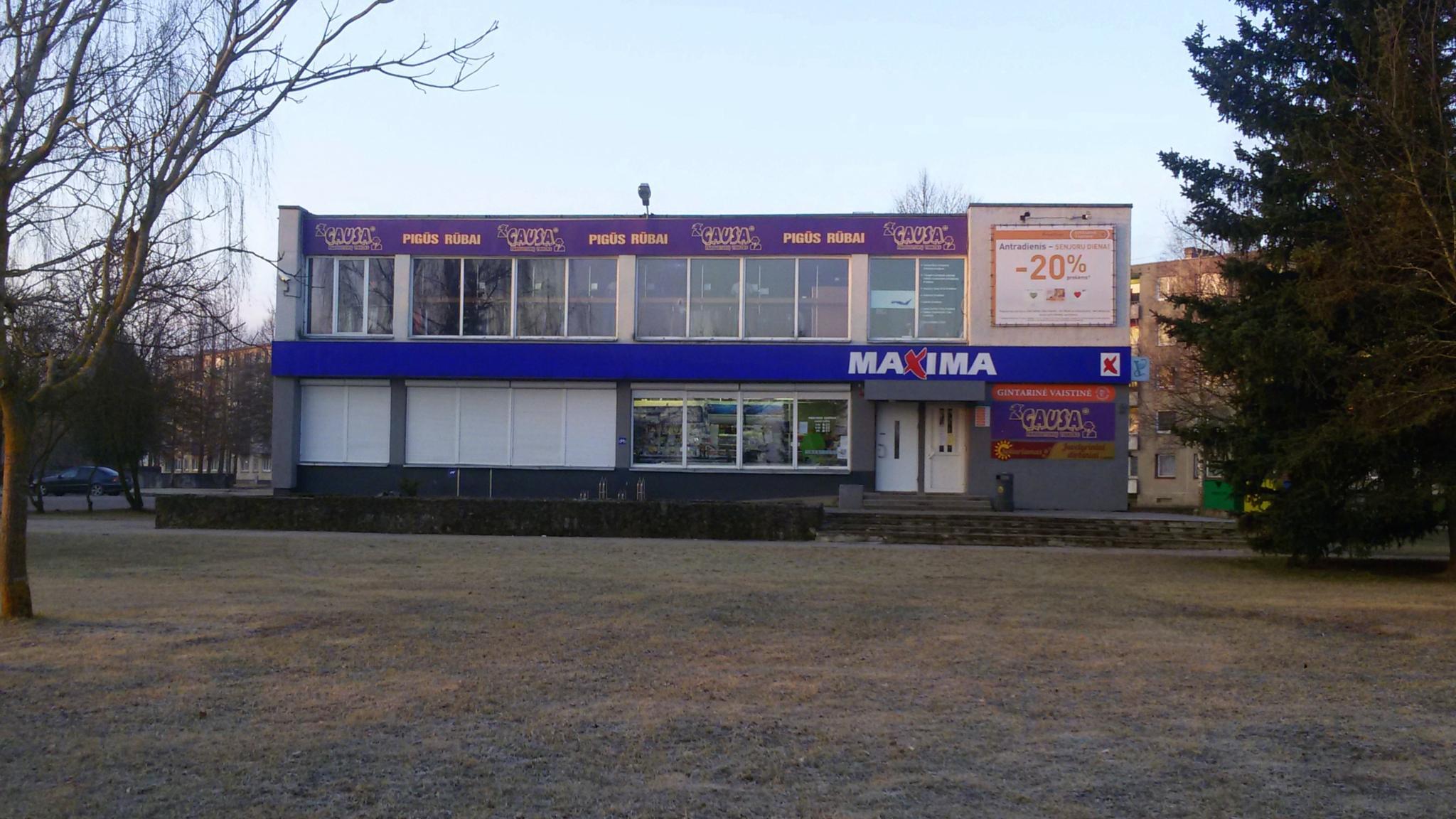 Building. by Zita Užkuraitienė