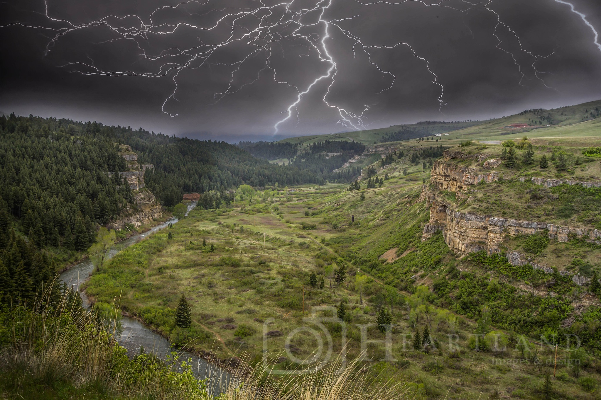 Spectacular Montana by Heartland Images & Design