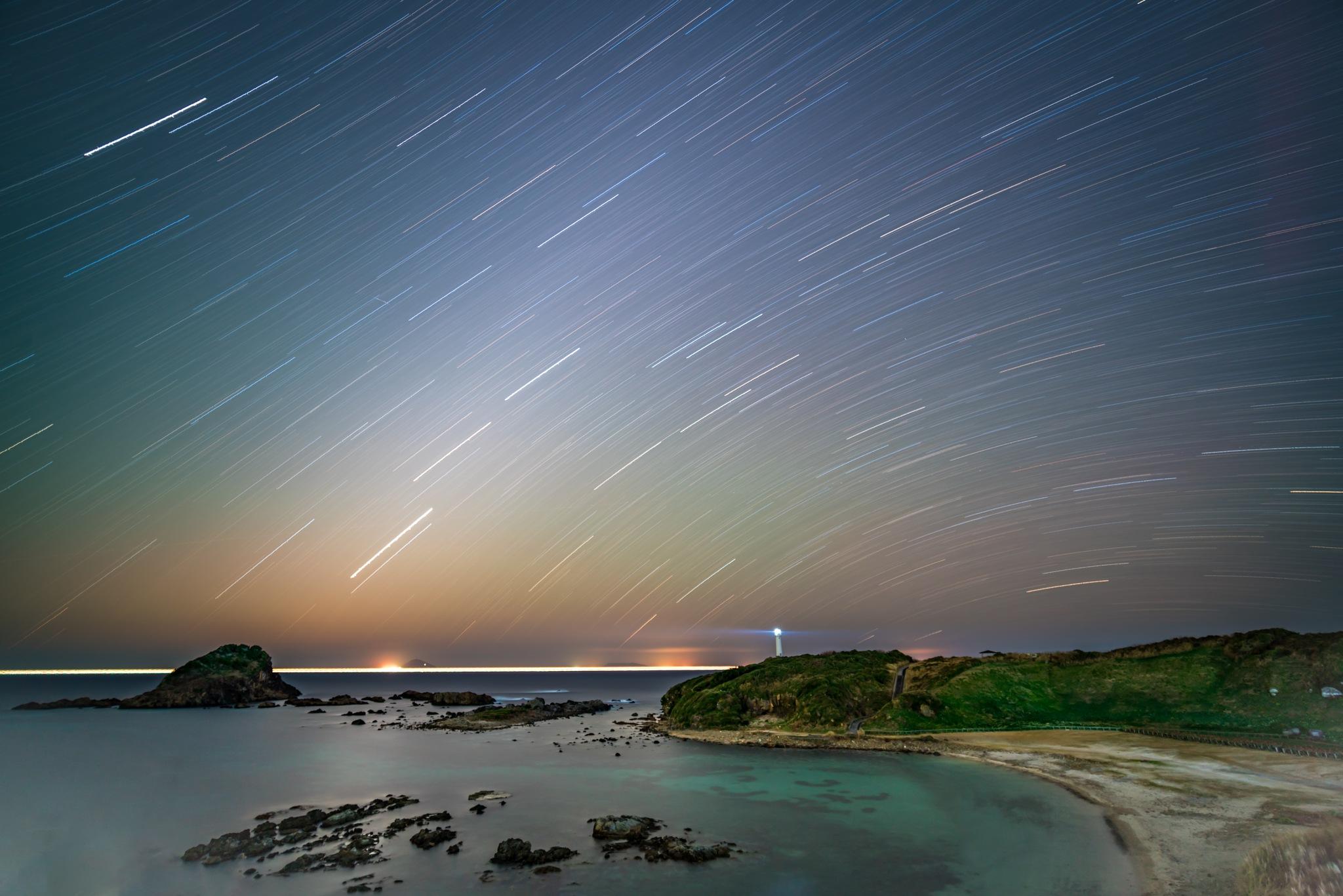 Shimoda Lighthouse by Yokai