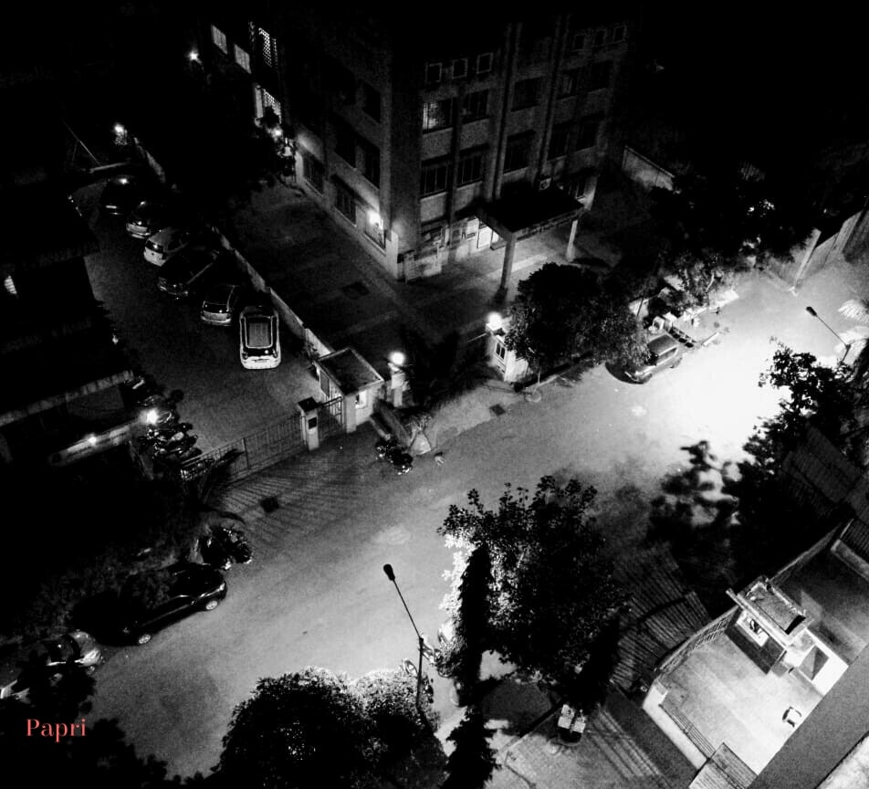 Midnight by Papri Banerjee