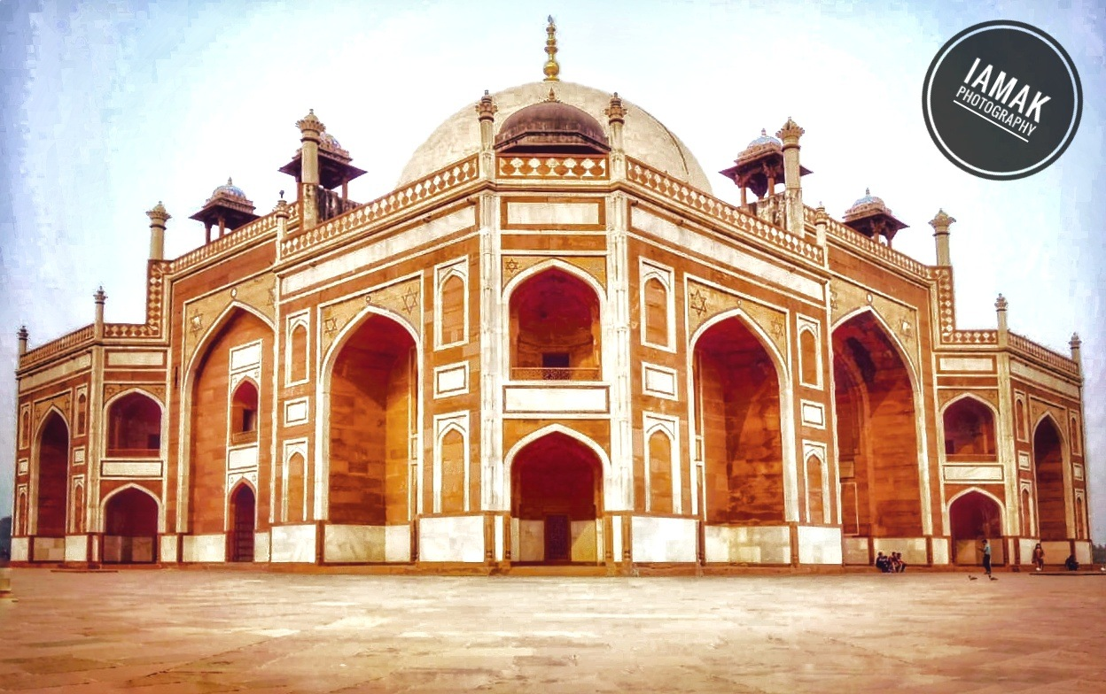 Humayun Tomb, Delhi, India by Syed Photography