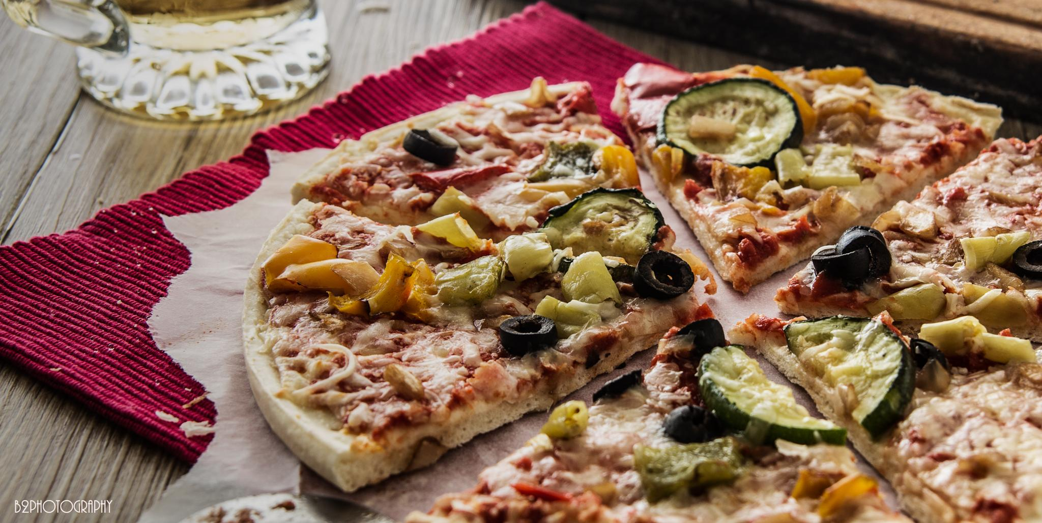 Pizza by AlessandroBianchi