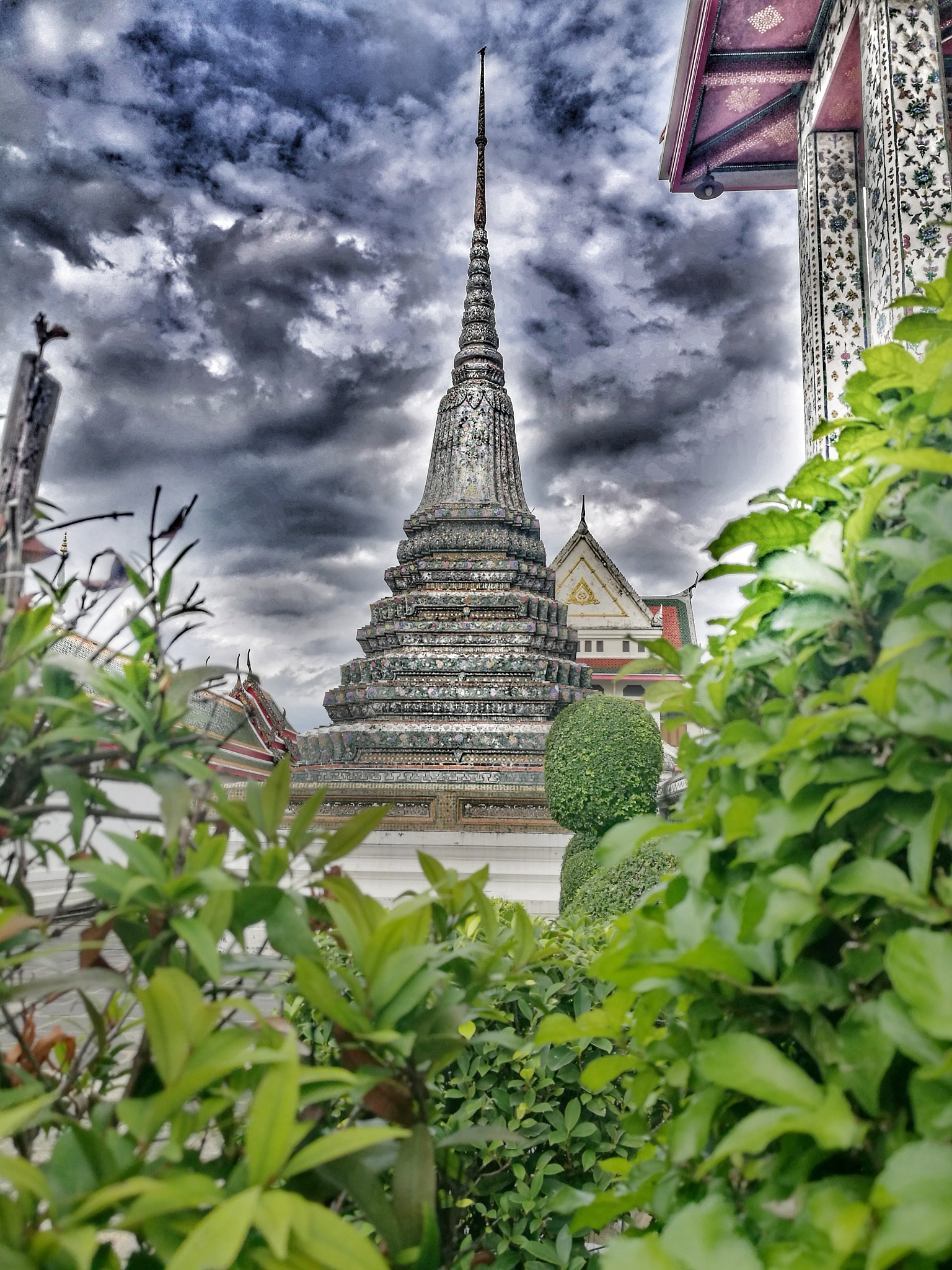 Thailand Diary: Temple of Dawn by Ayman Siddique