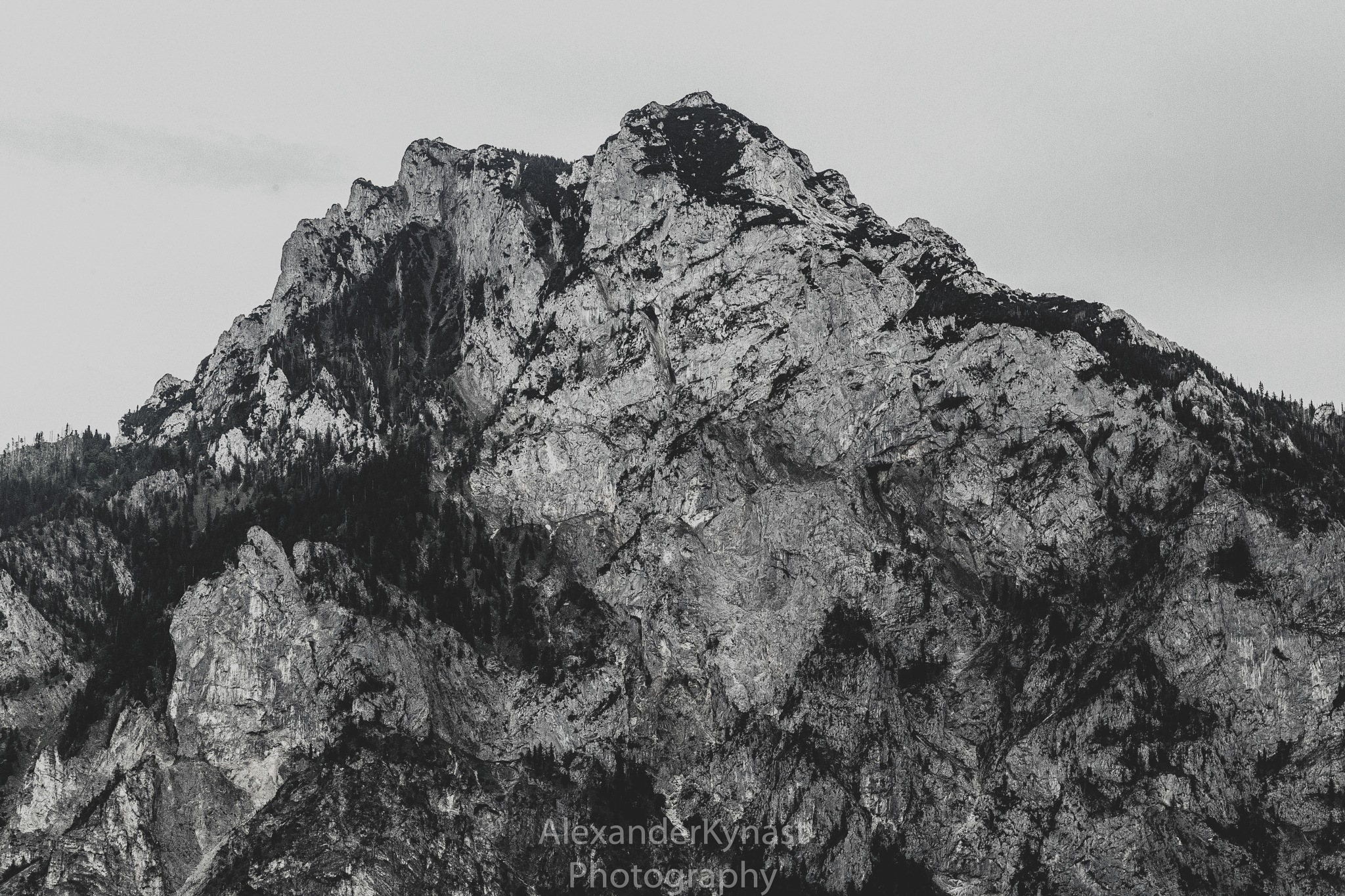 In love with a Mountain by Alexander Kynast