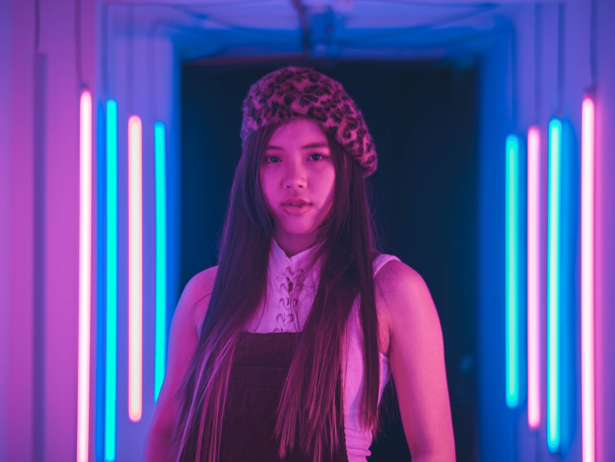 || neon lights || by capturedbyrara