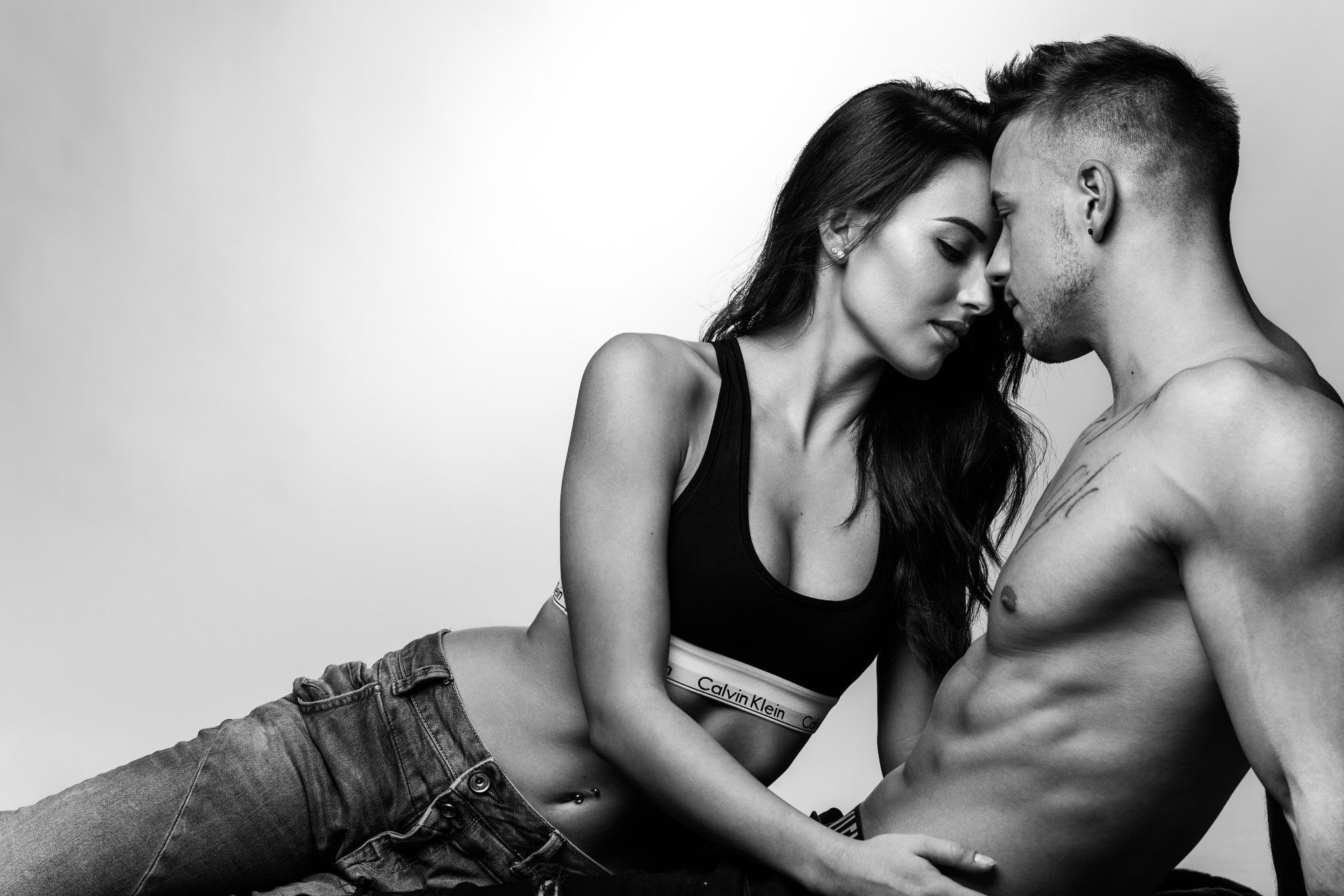 Intimacy by Christoph Gross