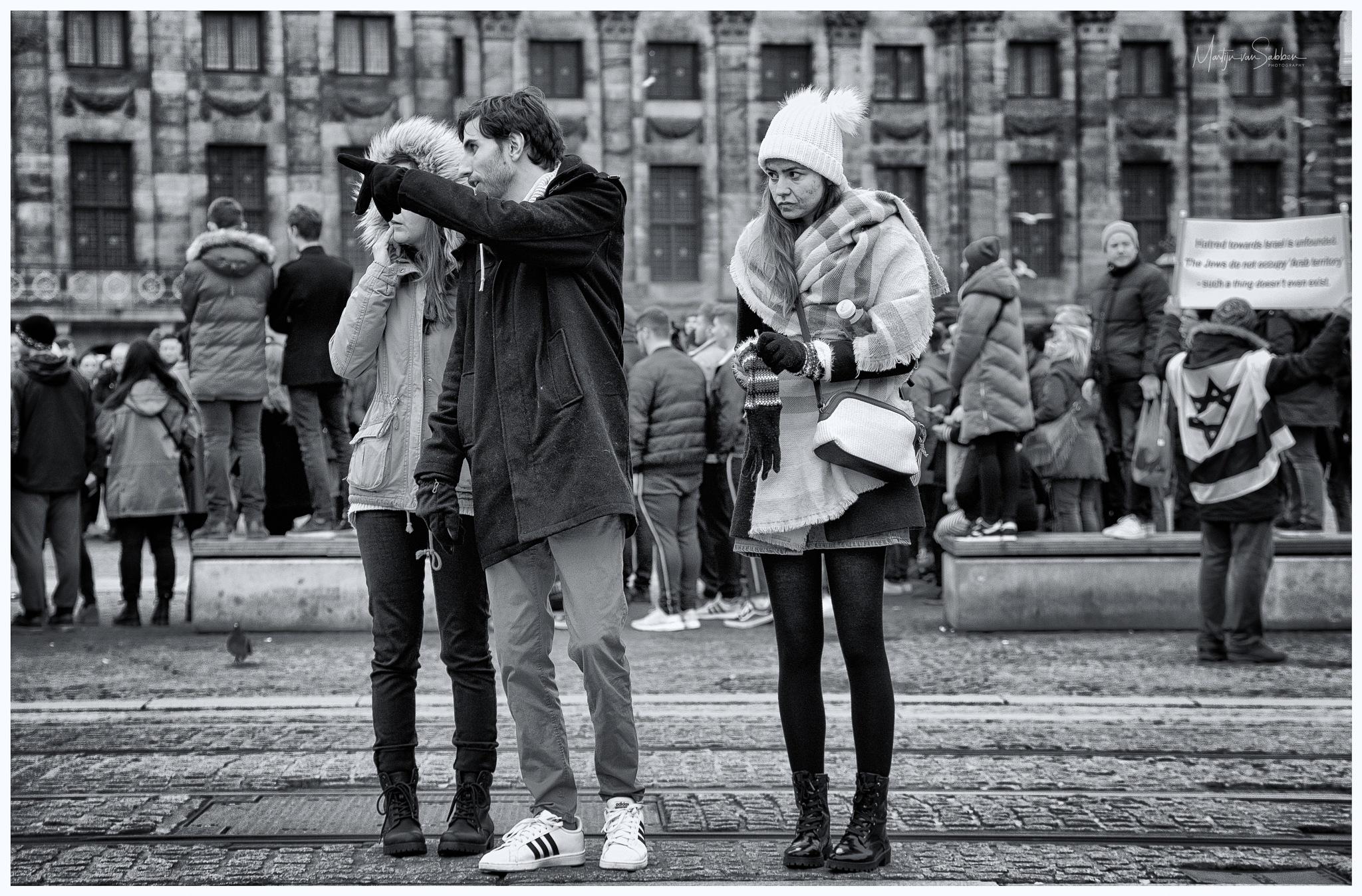 Grumpy by Martijn van Sabben