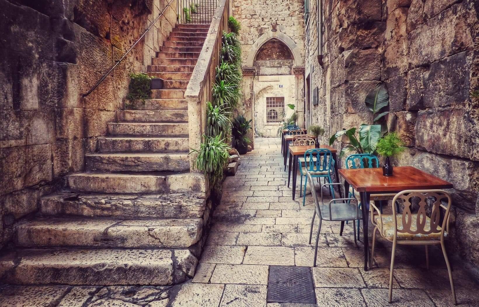 Streetscape by Natasa Masina Ex Matić
