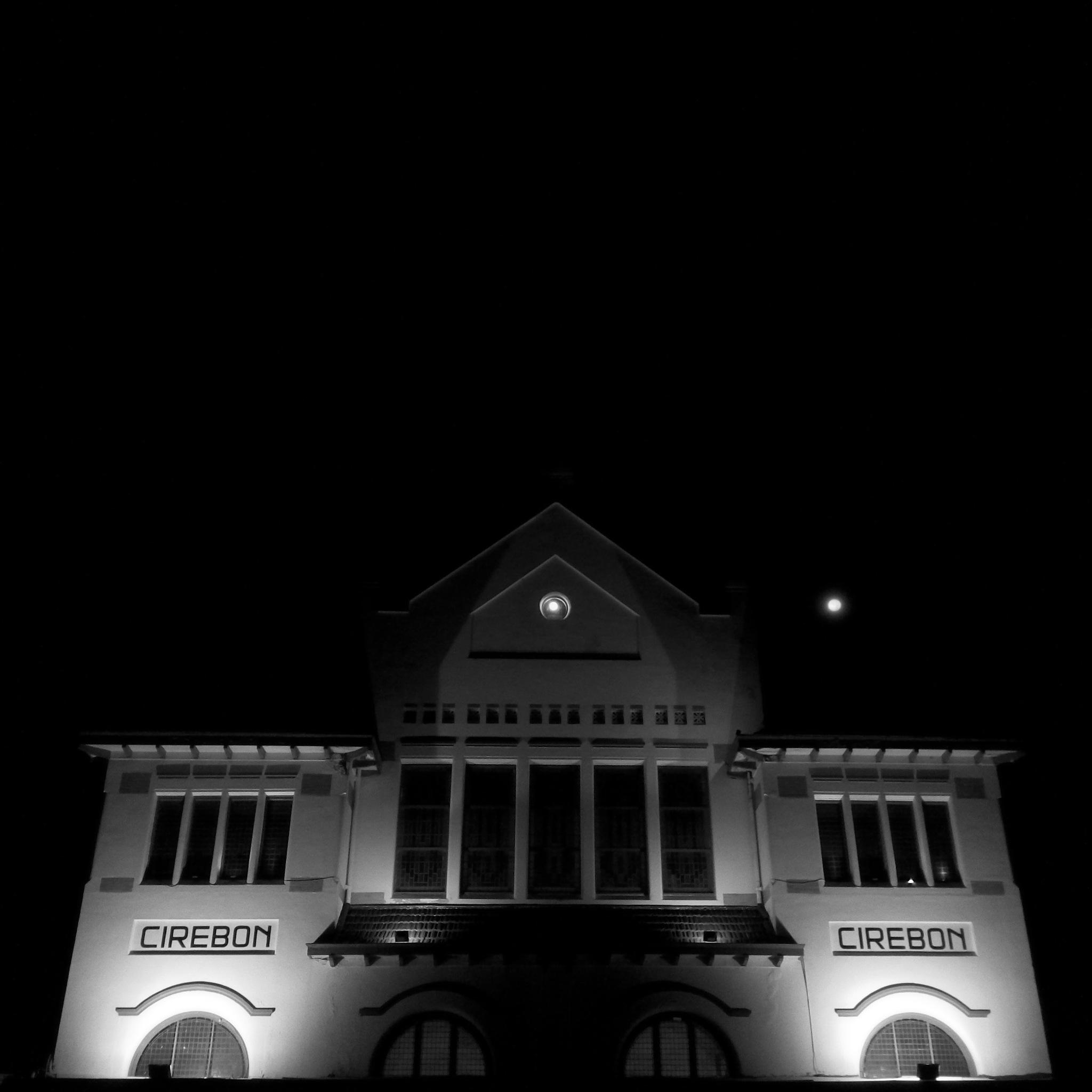 Cirebon train station  by Rizky Arief Imanullah