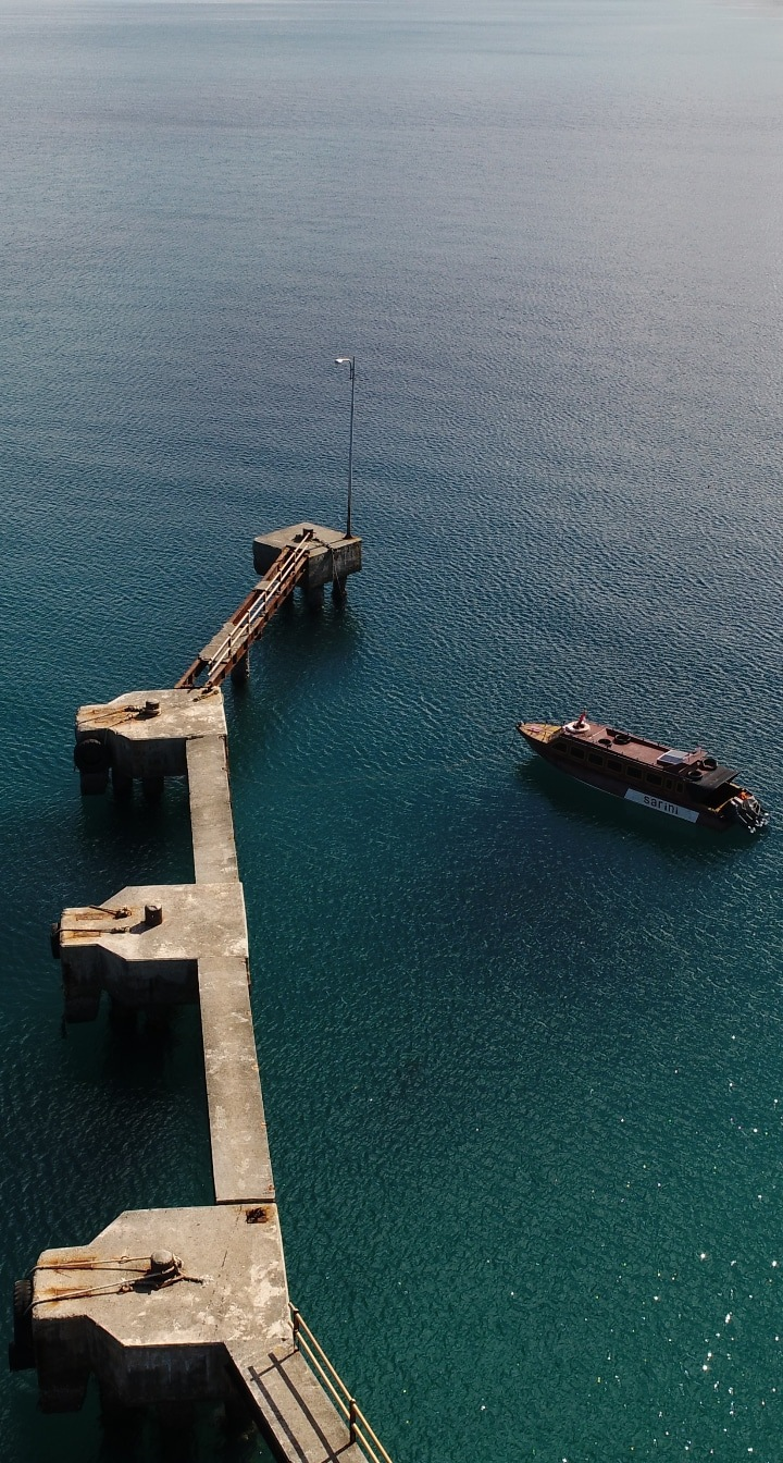 Dock by Rizky Arief Imanullah