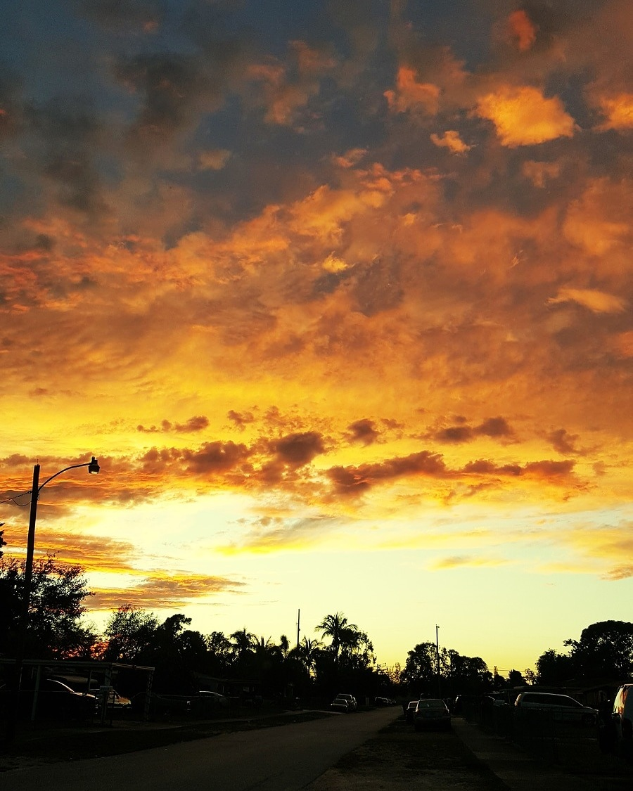 fire in the sky 2 by Cellensman