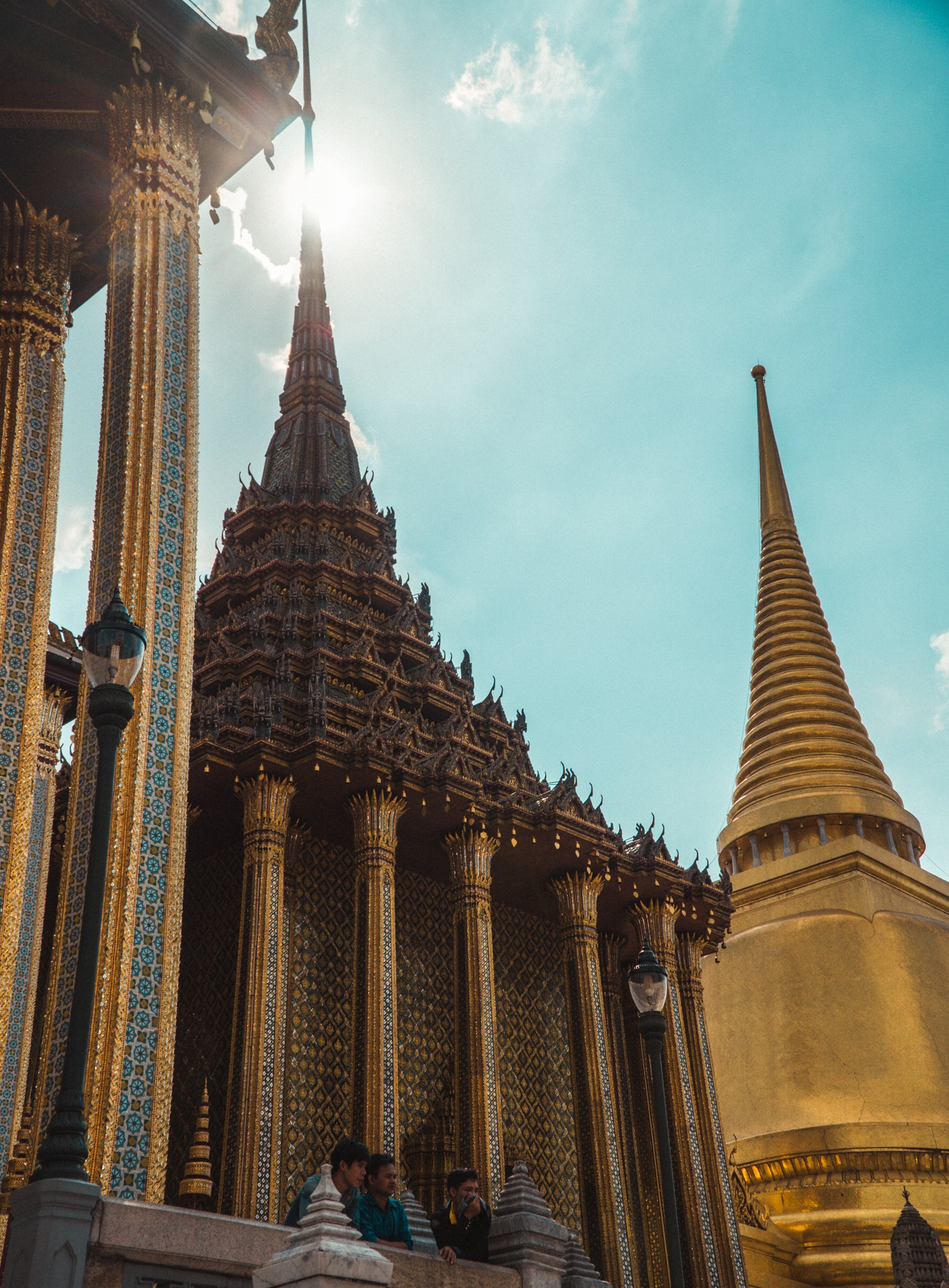 The grand palace by Pipat Best