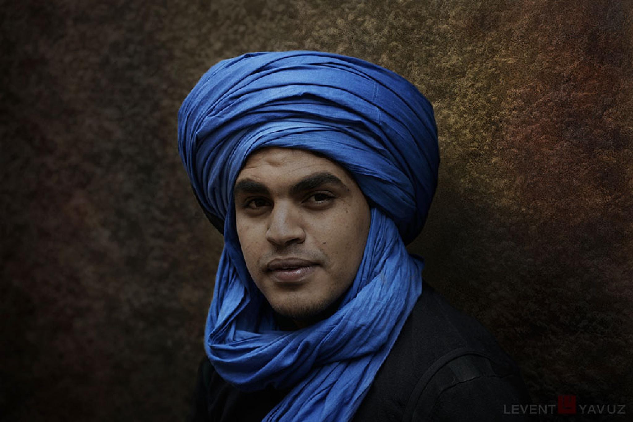 Tuareg man .. by leventyavuz