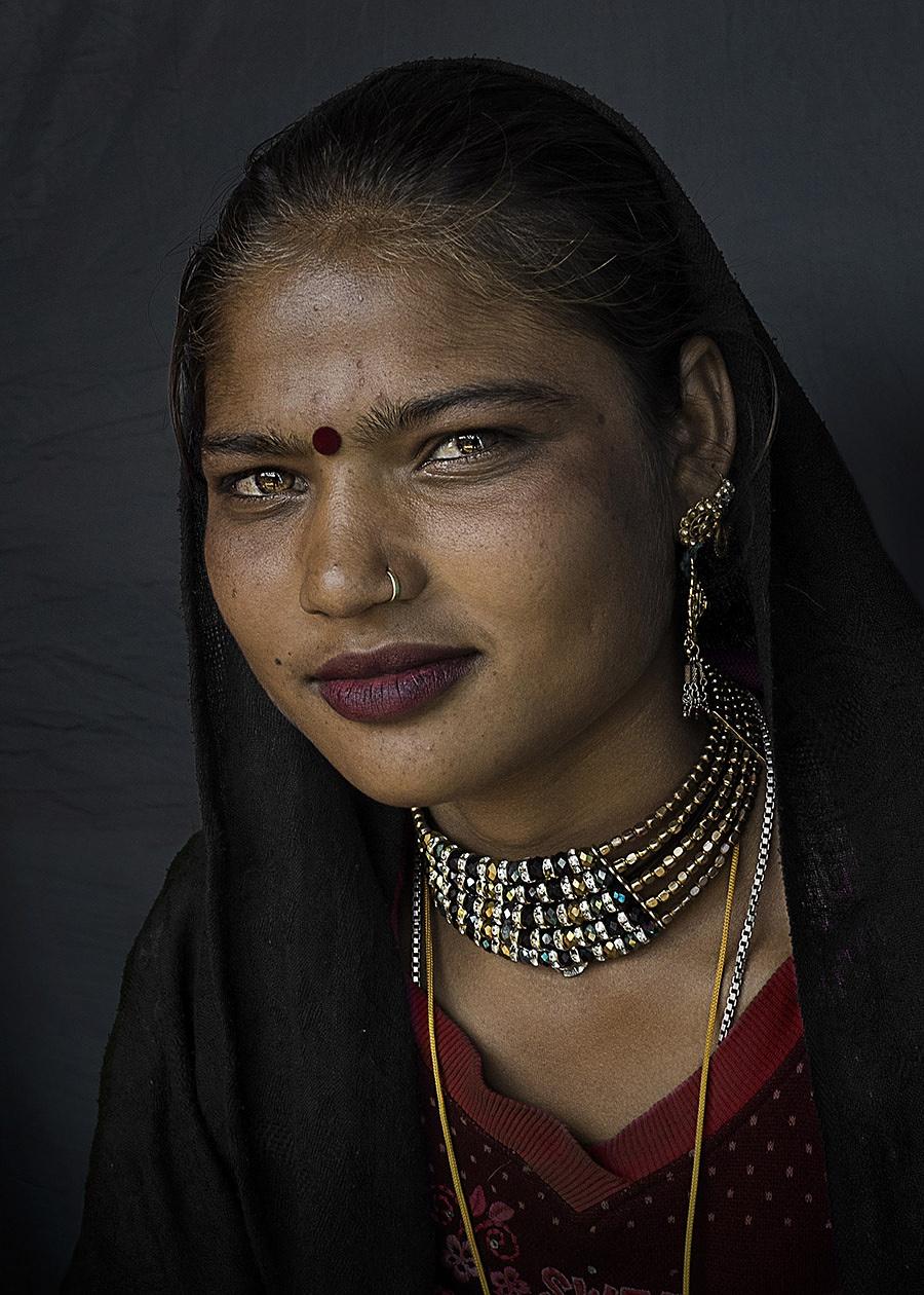 Nice girl from Nepal ... by leventyavuz