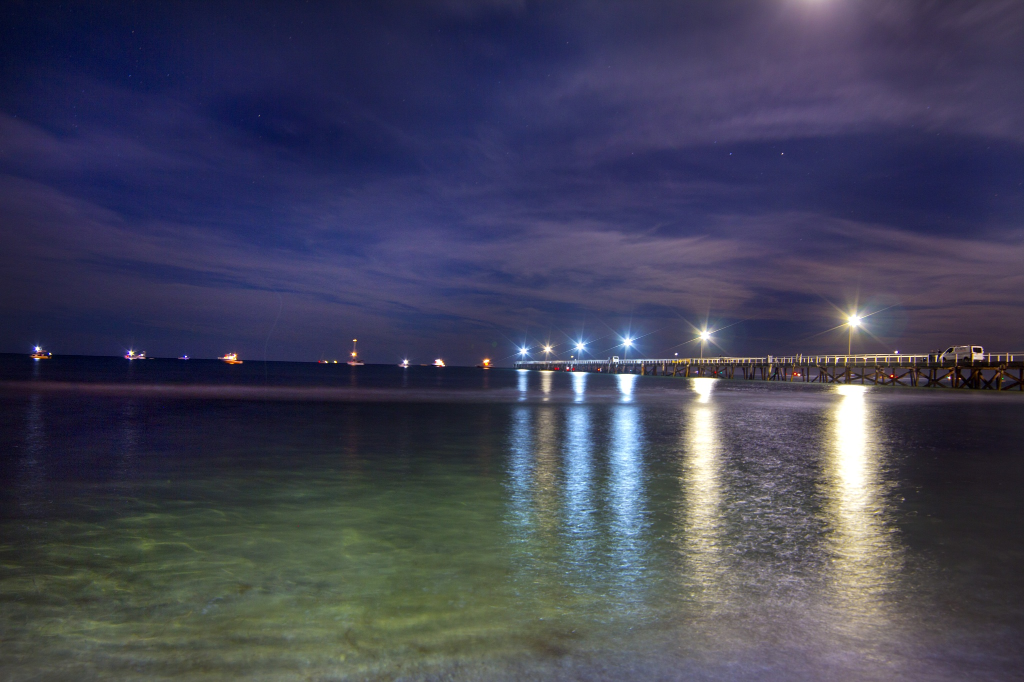 Summer Nights by Ersu Turk