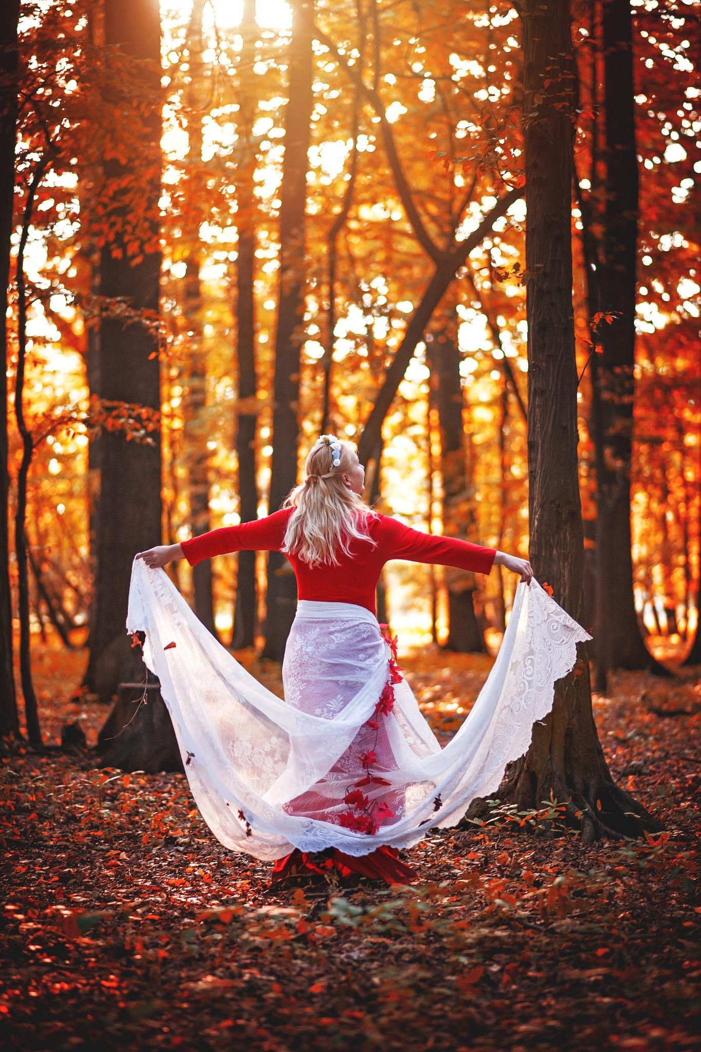 lovely autumn by Hanka Stránská