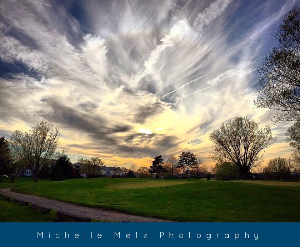 Golf by Michelle Metz