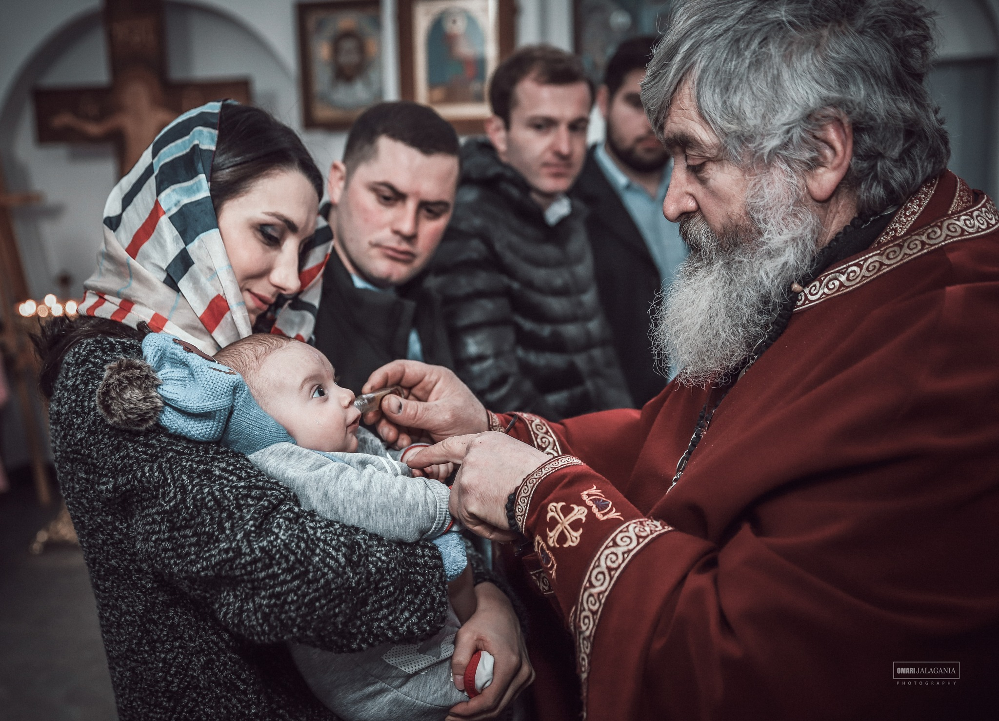 Photo in People #church #cathedral #ceremony #ritual #priest #tradition #georgia #spiritual