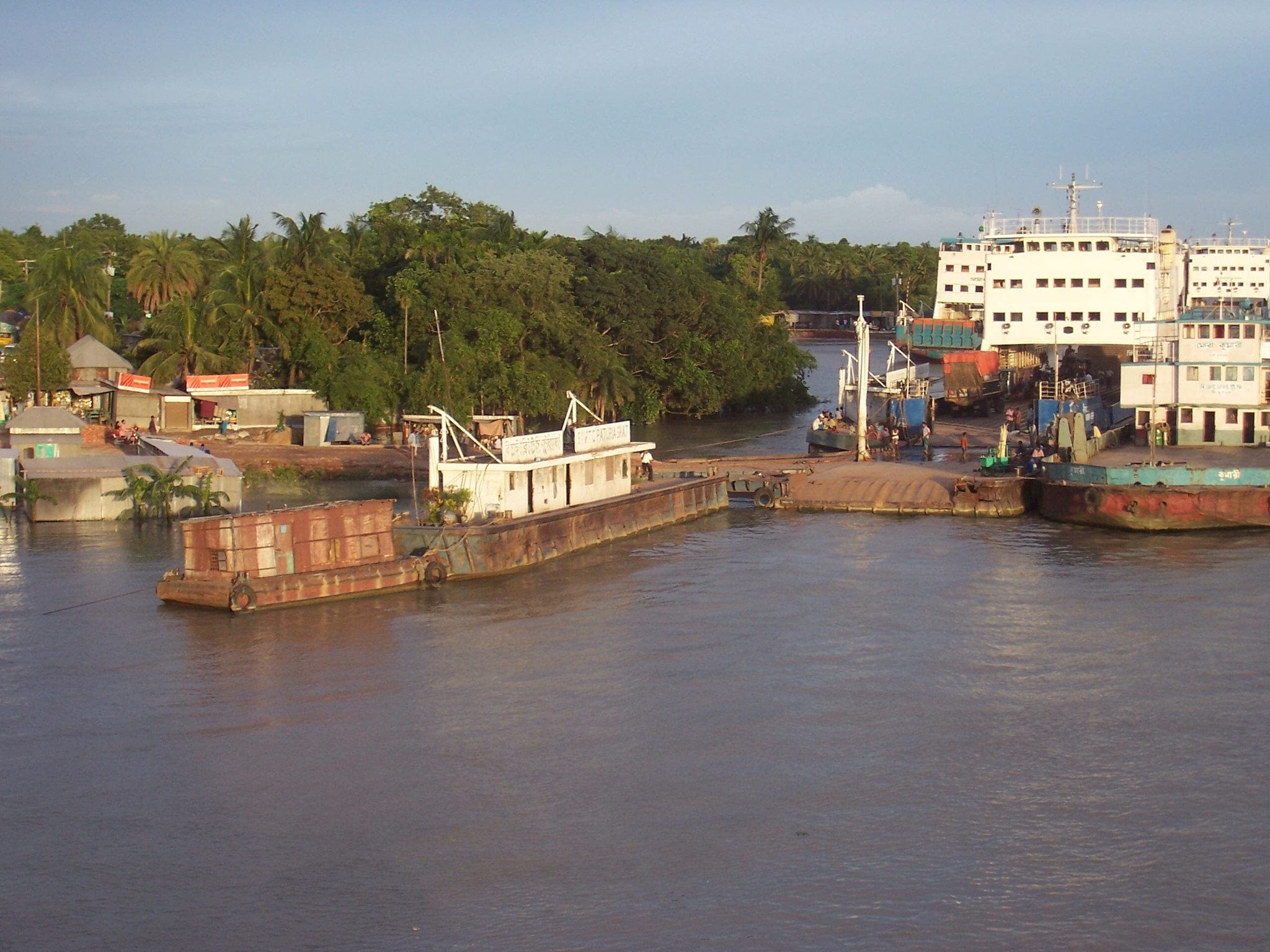 River Padma by zahid dr zaman