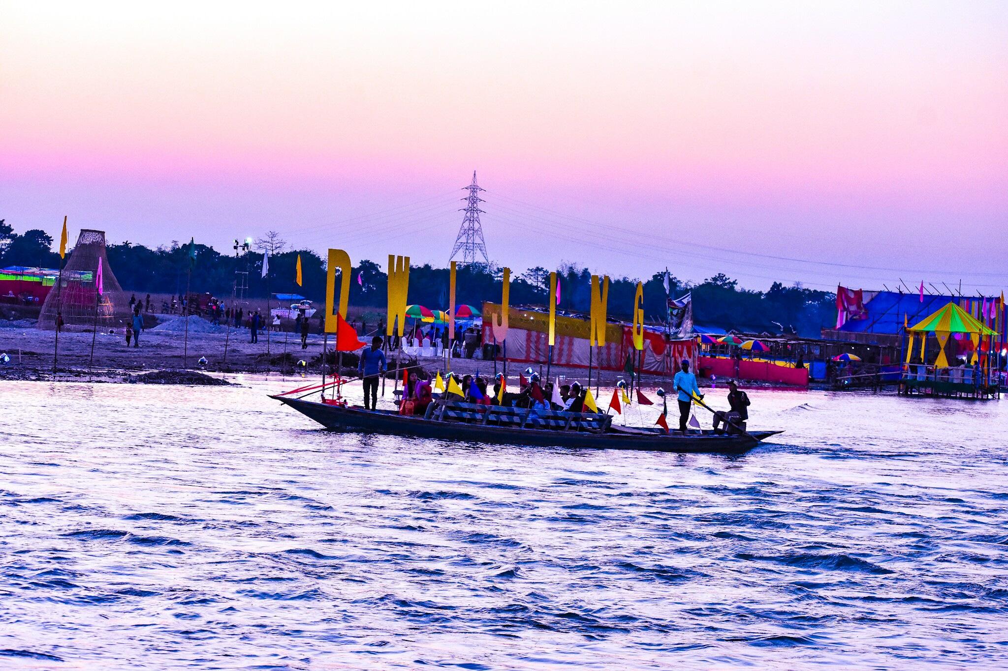 boat by Sudeep Mandal
