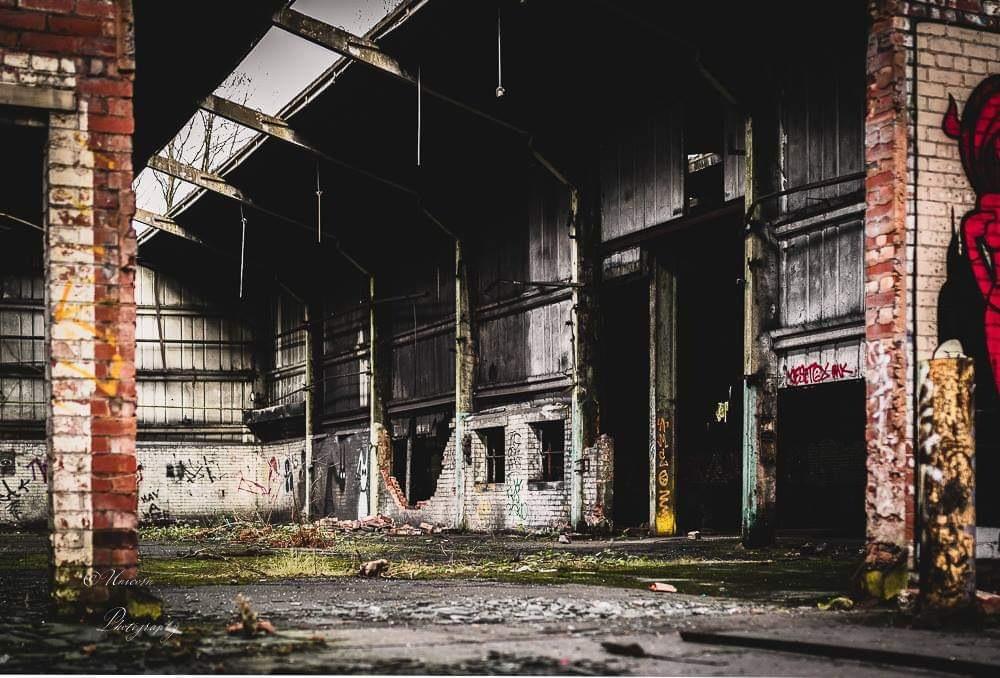 Photo in Urban #forgotten derelict decay bu
