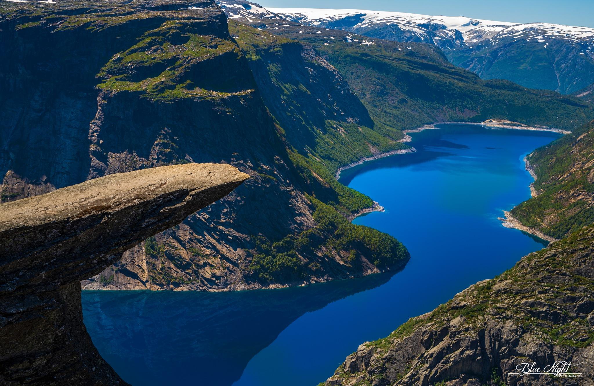 The Big Norway Tour by Ádám Sóstai