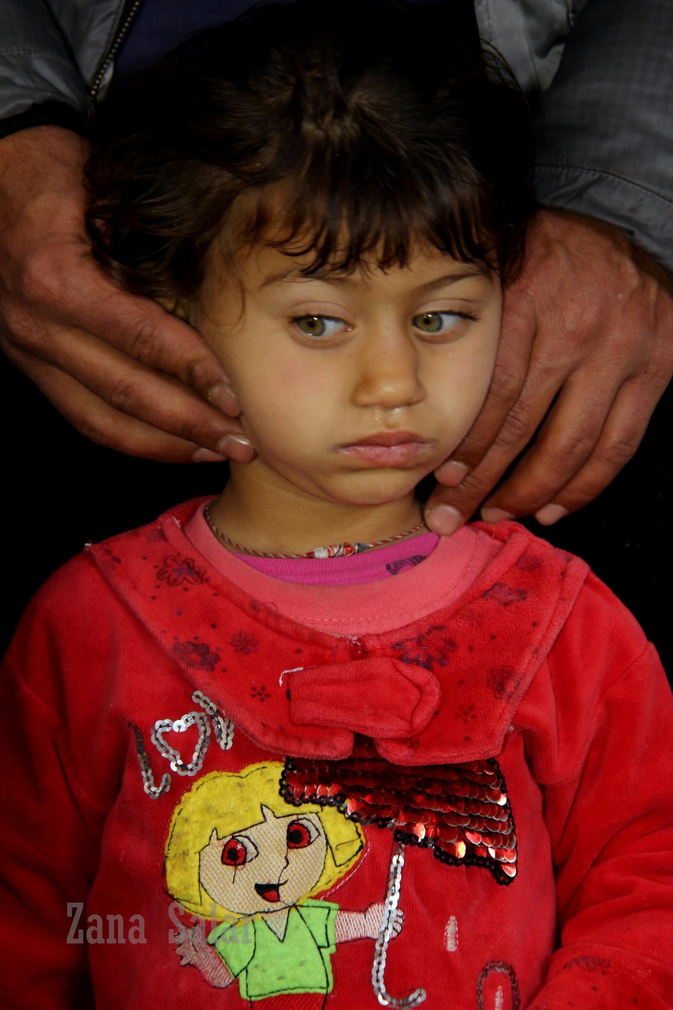 Syrian refugees in Iraqi Kurdistan by Zana Salar A.
