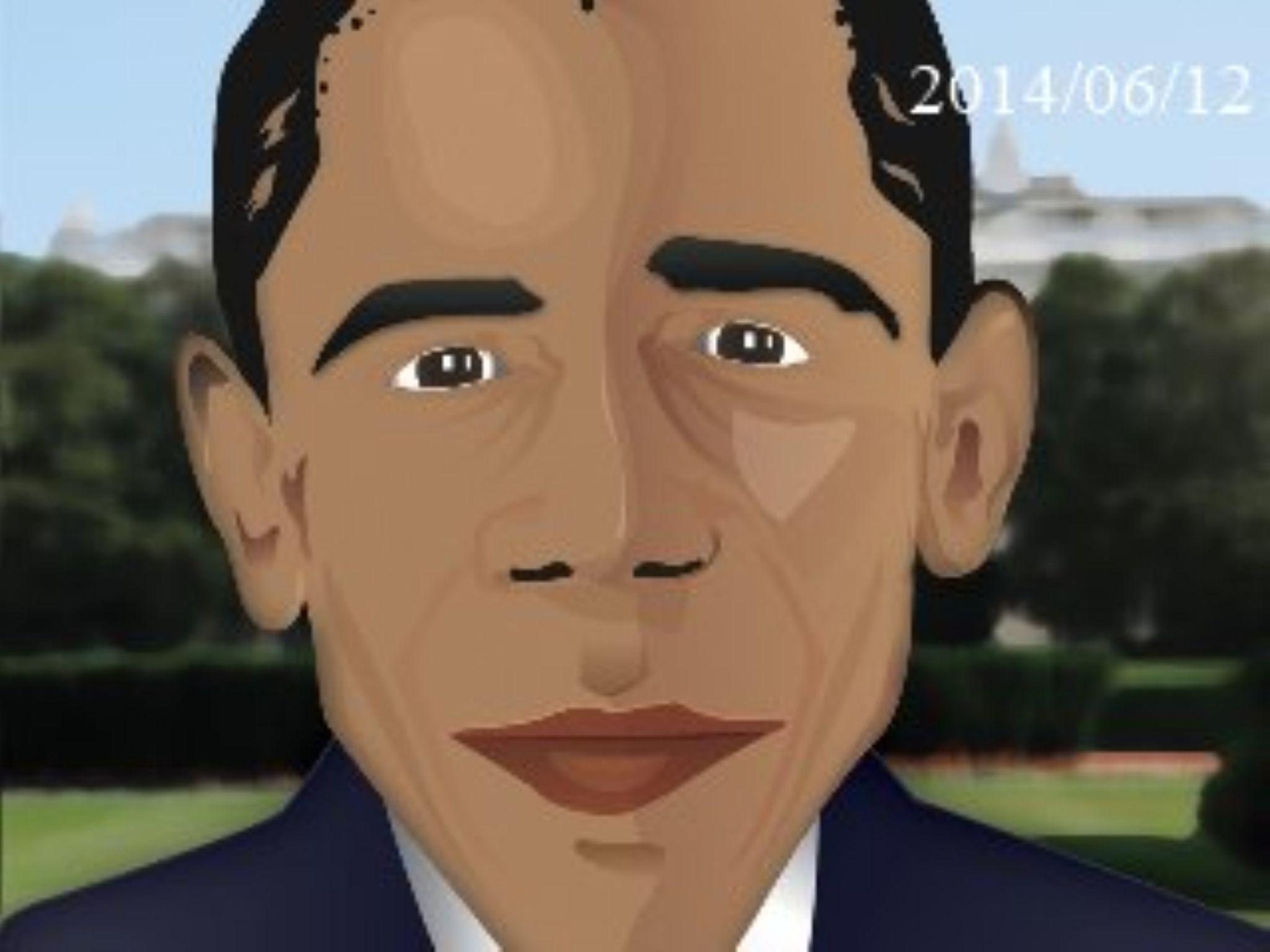 President Obama Lol by Danaisja Darden