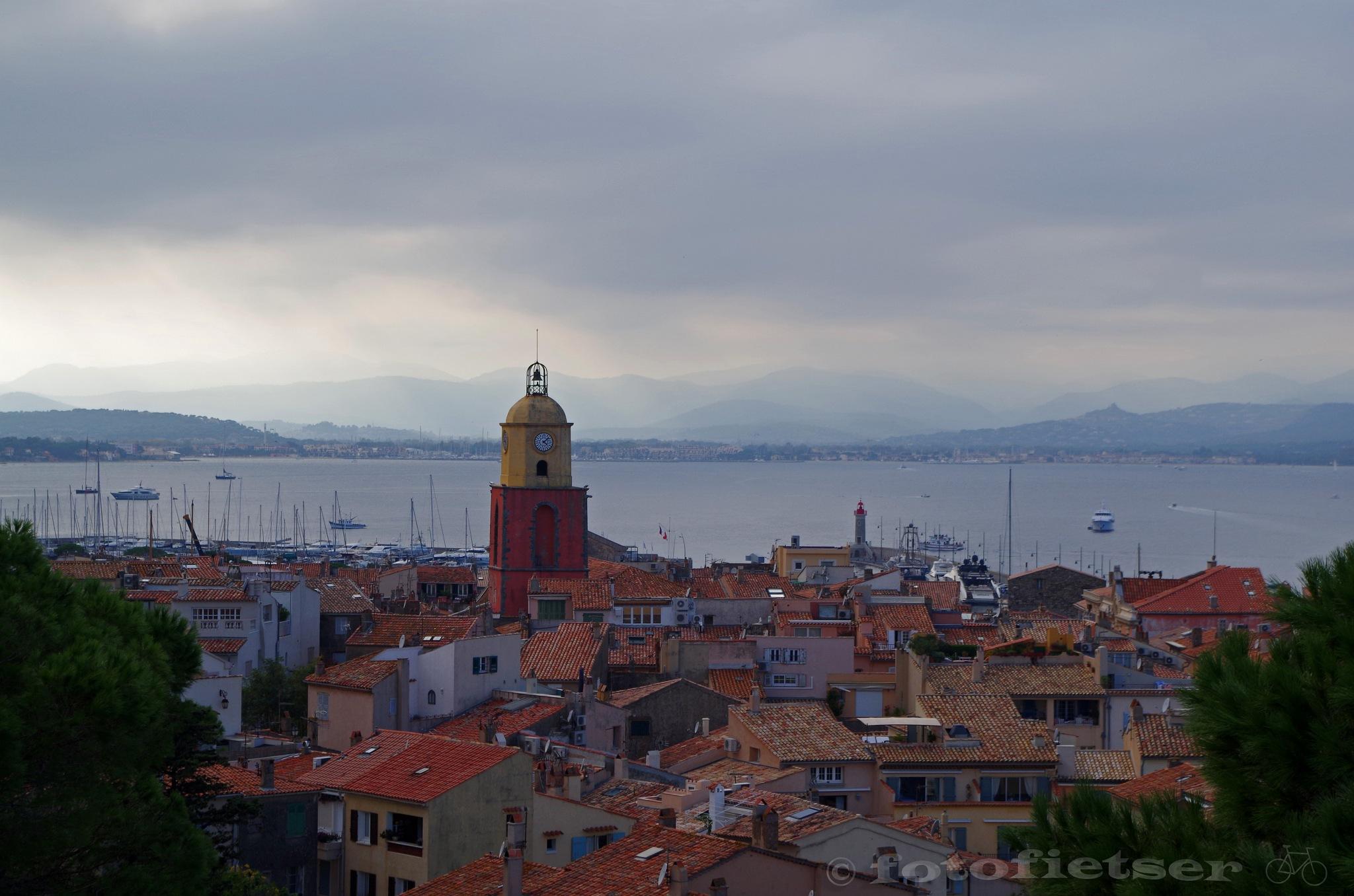 a View at Saint-Tropez by fotofietser