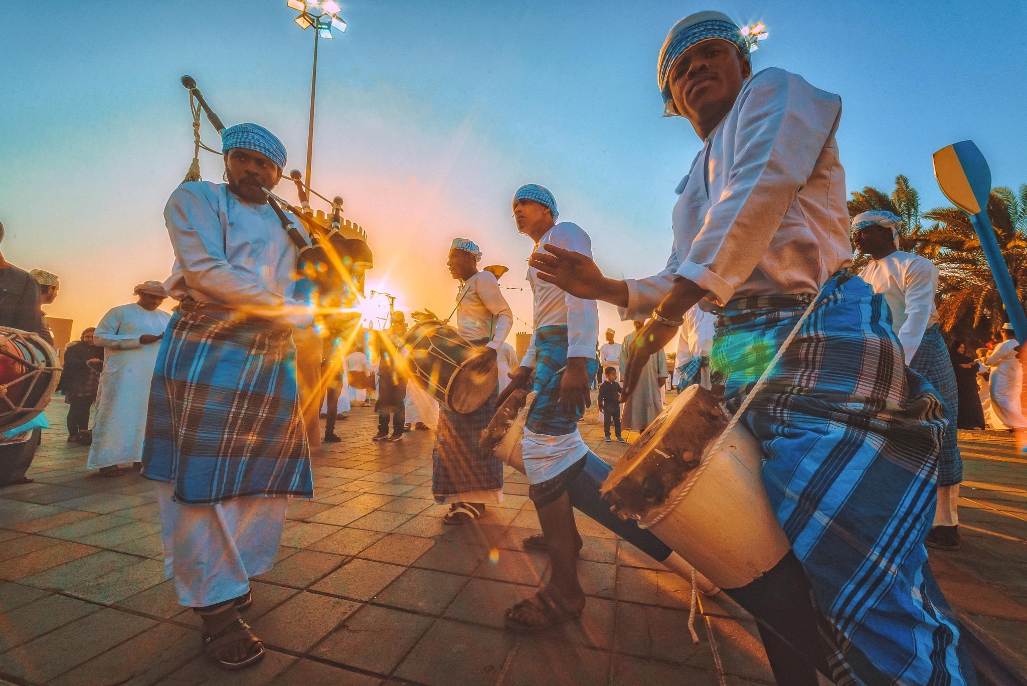 Omani Fann at-Tambura (a dance for healing) by Amir Hussain