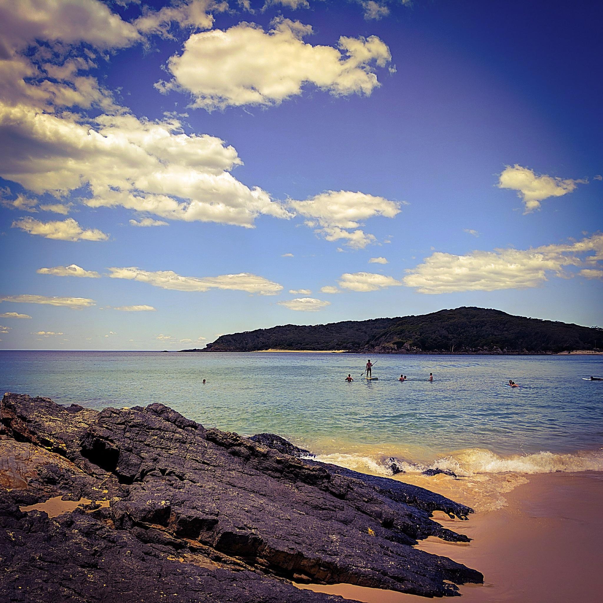 Photo in Sea and Sand #beach summer australia